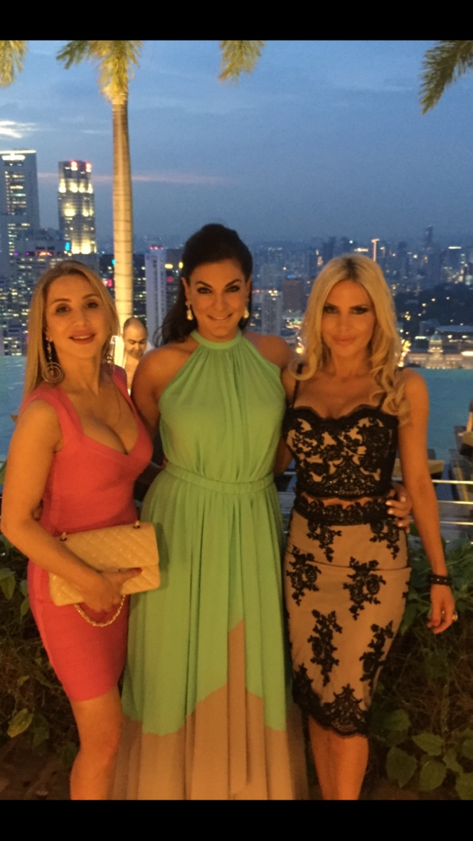 Behind the Scenes of The Real Housewives of Sydney -  Dinner at Spago, Marina Bay Sands Singapore (35).jpg