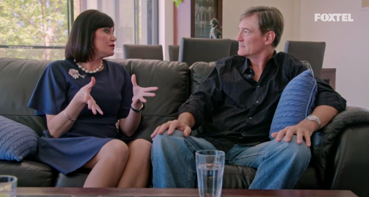 Lisa and David get Counselling - The Real Housewives of Sydney Episode 10 Recap Season 1