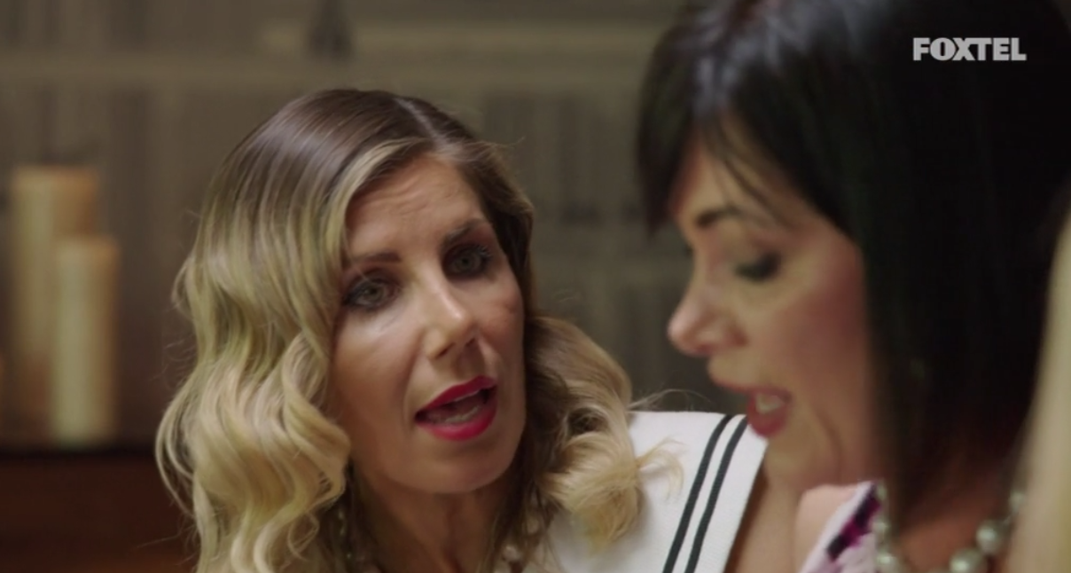 Lisa and AthenaX Fight - The Real Housewives of Sydney Episode 10 Recap Season 1