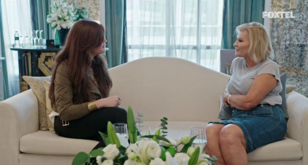 Victoria and Lucy - The Real Housewives of Sydney Episode 10 Recap Season 1