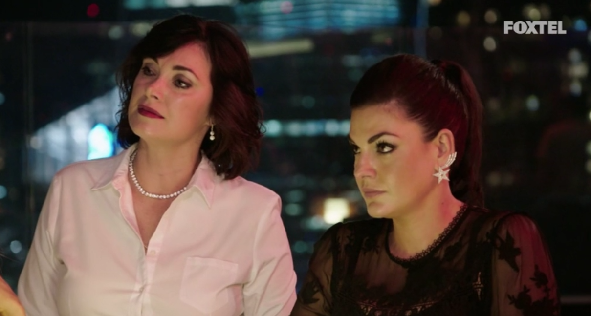 Nicole at the Empire Bar - The Real Housewives of Sydney Episode 10 Recap Season 1