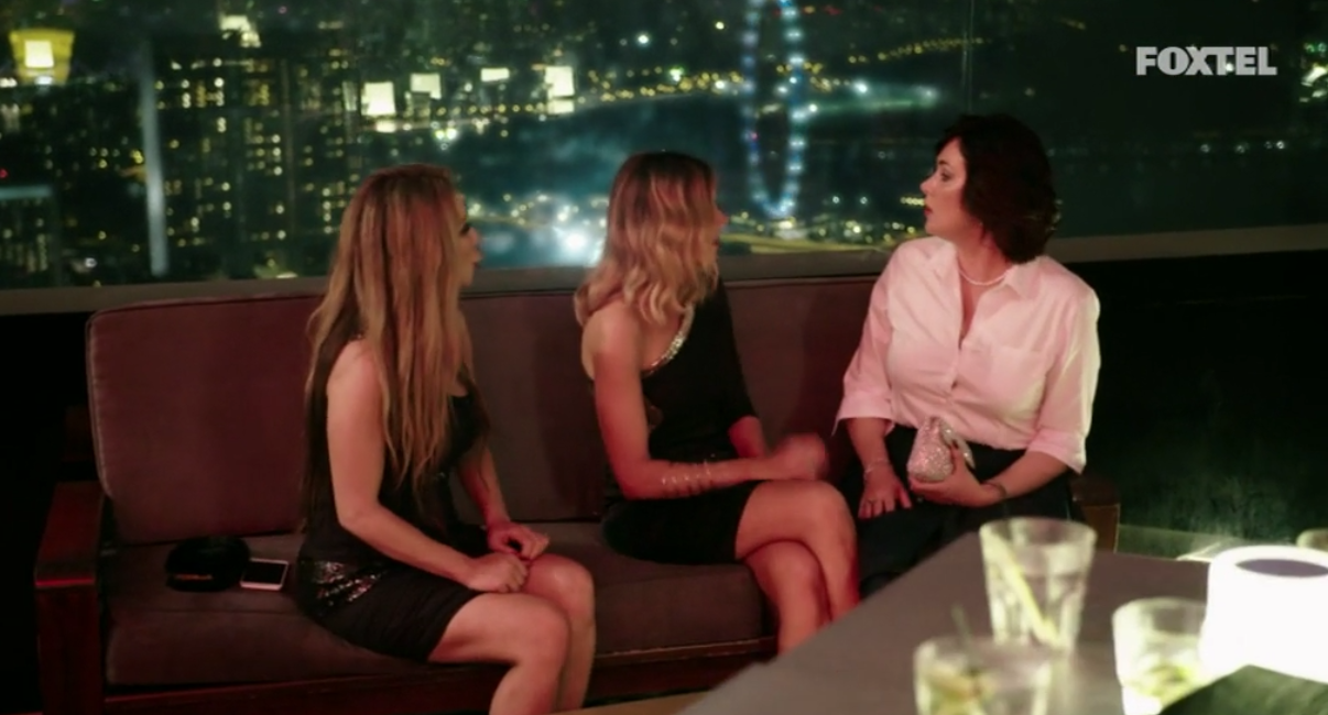 AthenaX and Lisa talk - The Real Housewives of Sydney Episode 10 Recap Season 1