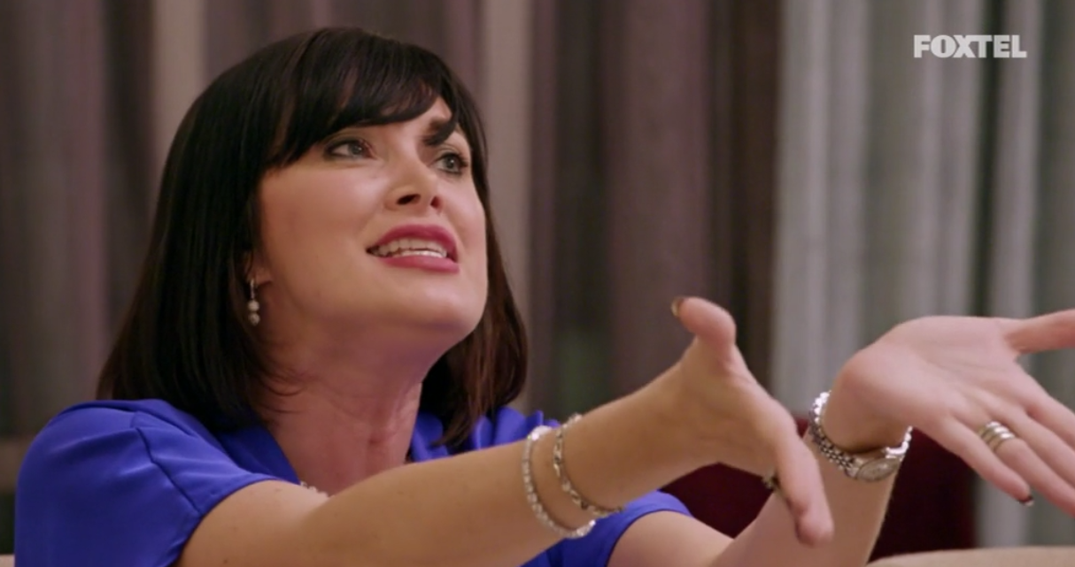 AthenaX and Lisa fight again - The Real Housewives of Sydney Episode 10 Recap Season 1