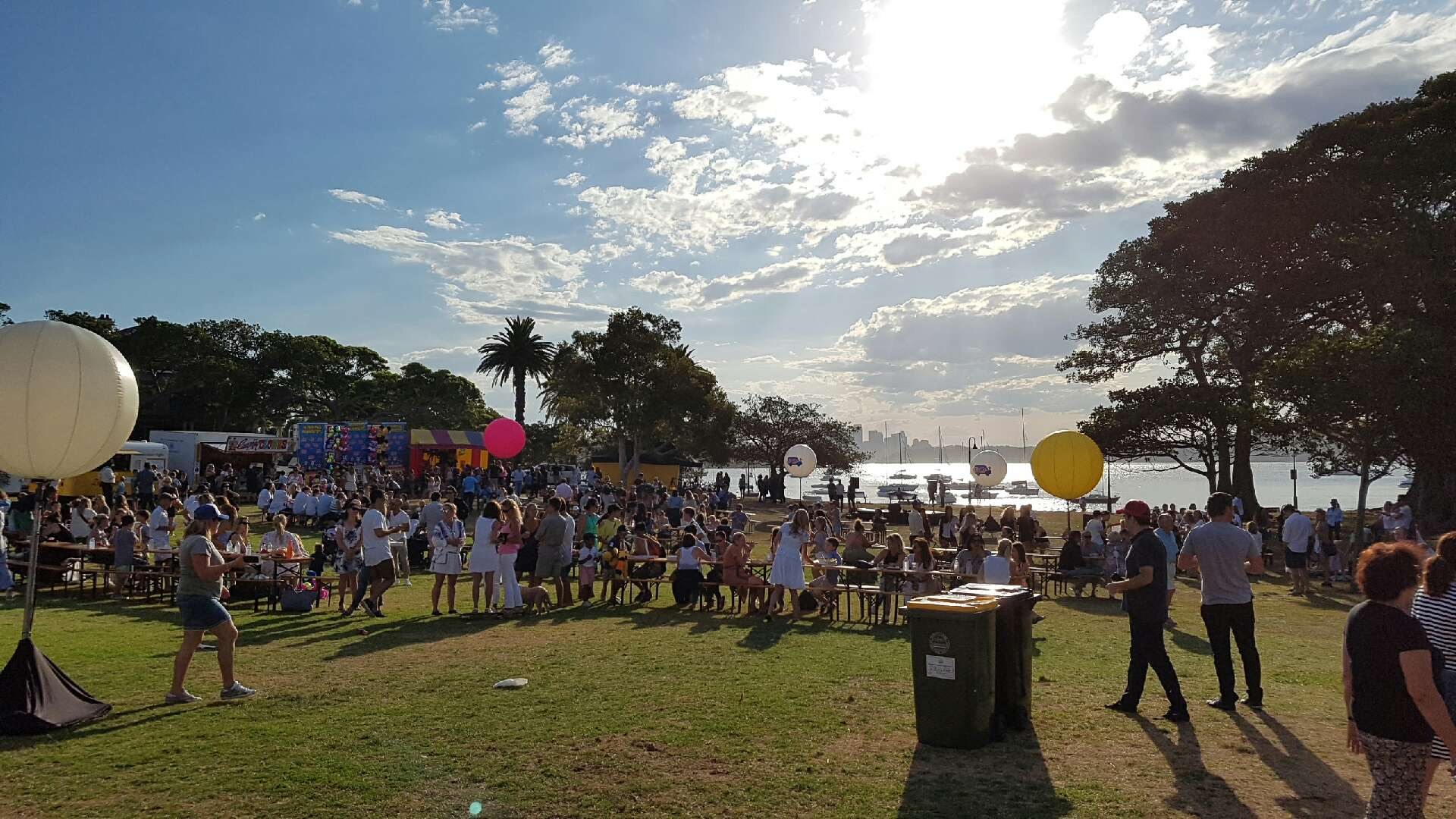 The Food Truck Fund Sydney 2016 - Watsons Bay Fundraising Event