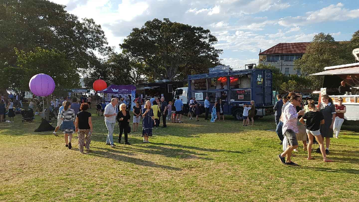 The Food Truck Fund 2016 - Fundraising Event for Cure Brain Cancer at Watson's Bay, Sydney (3).JPG