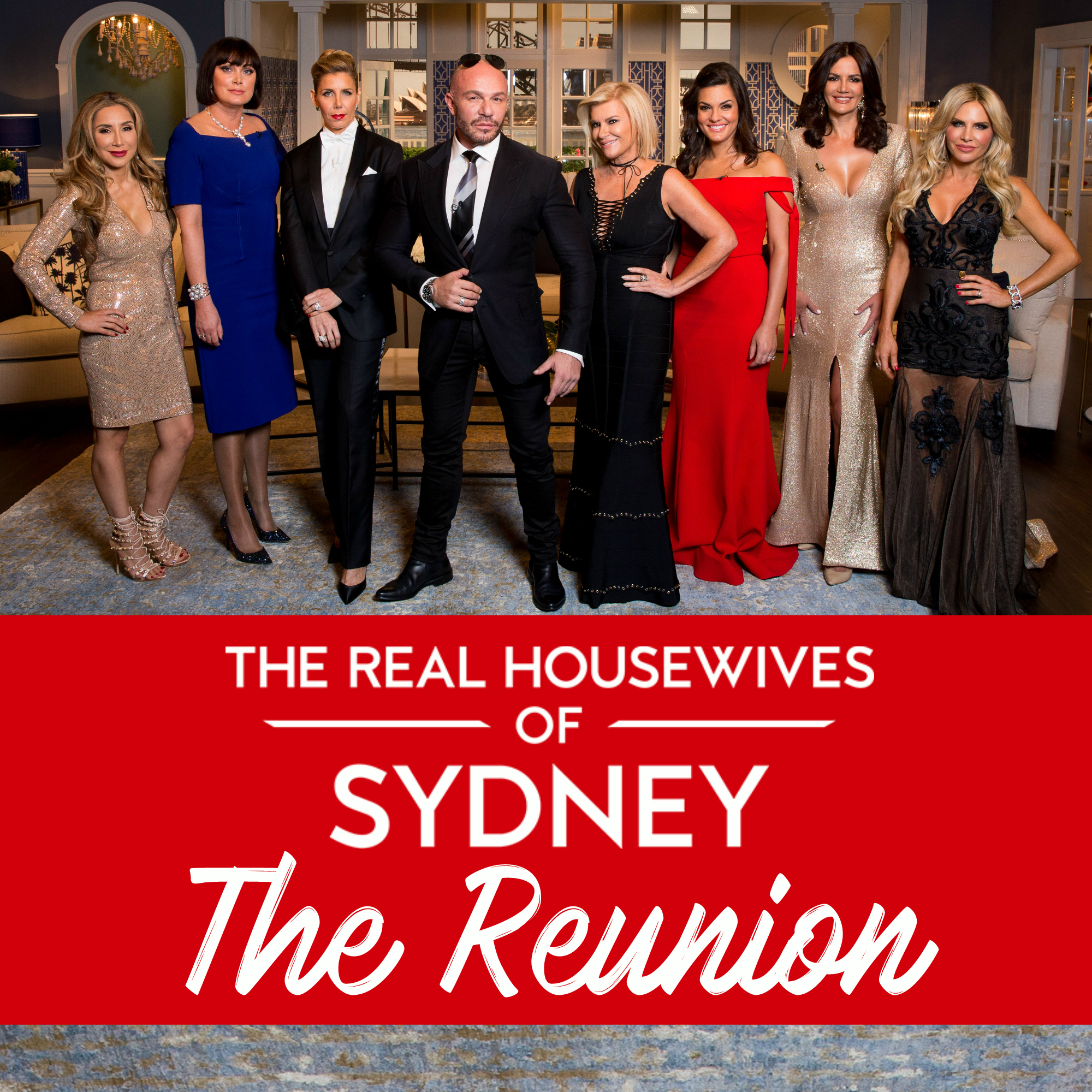 Find out what The Real Housewives of Sydney's Nicole O'Neil really feels about her fellow cast members. Is AthenaX really crazy? Does Lisa Oldfield really have no filter? Why is Melissa Tkautz so quiet? Is Krissy really all that Lisa accuses her of? Discover the truth.