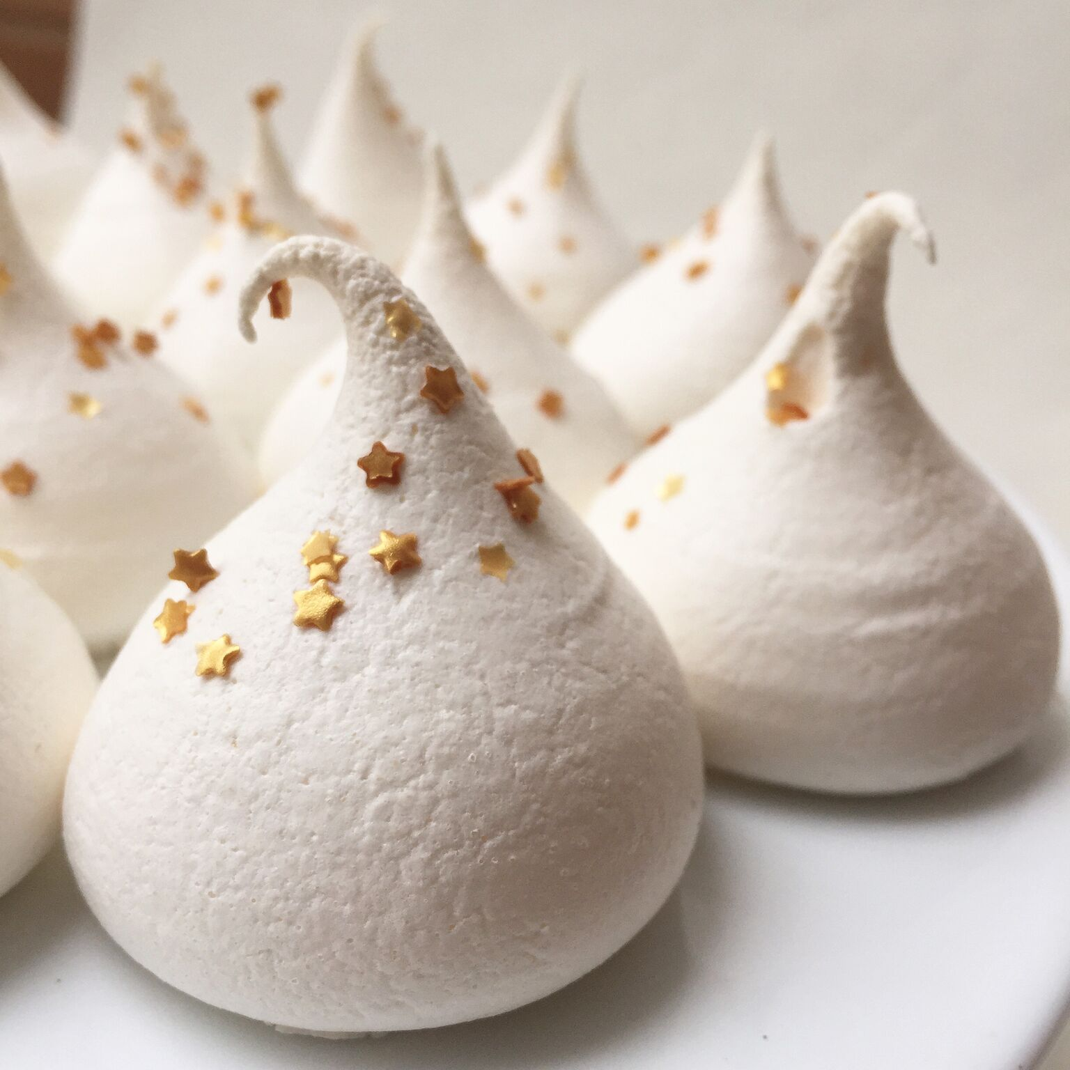 Twinkle Twinkle Little Star Themed Baby Shower - Star Themed Meringues.jpg