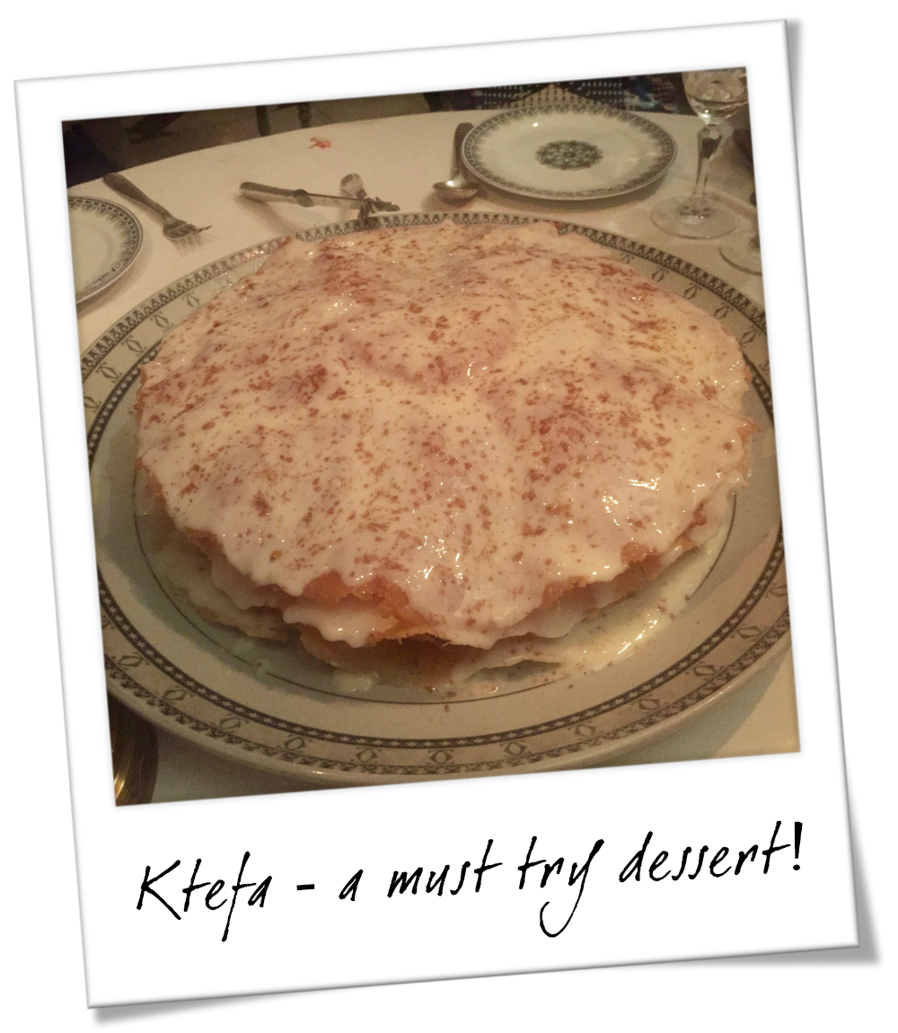Traditional Foods You Need to Try in Marrakesh Morocco - Ktefa Dessert