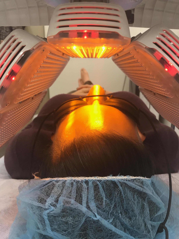 Yellow Light LED Facial Treatment - The Benefits of Yellow Light Treatments