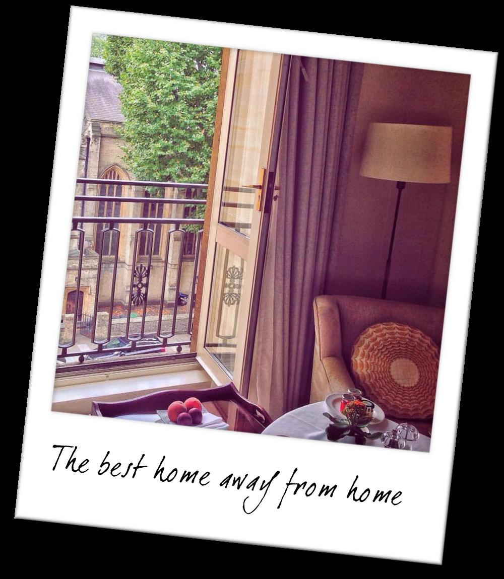 The Best Hotel in London - The Berkeley Hotel
