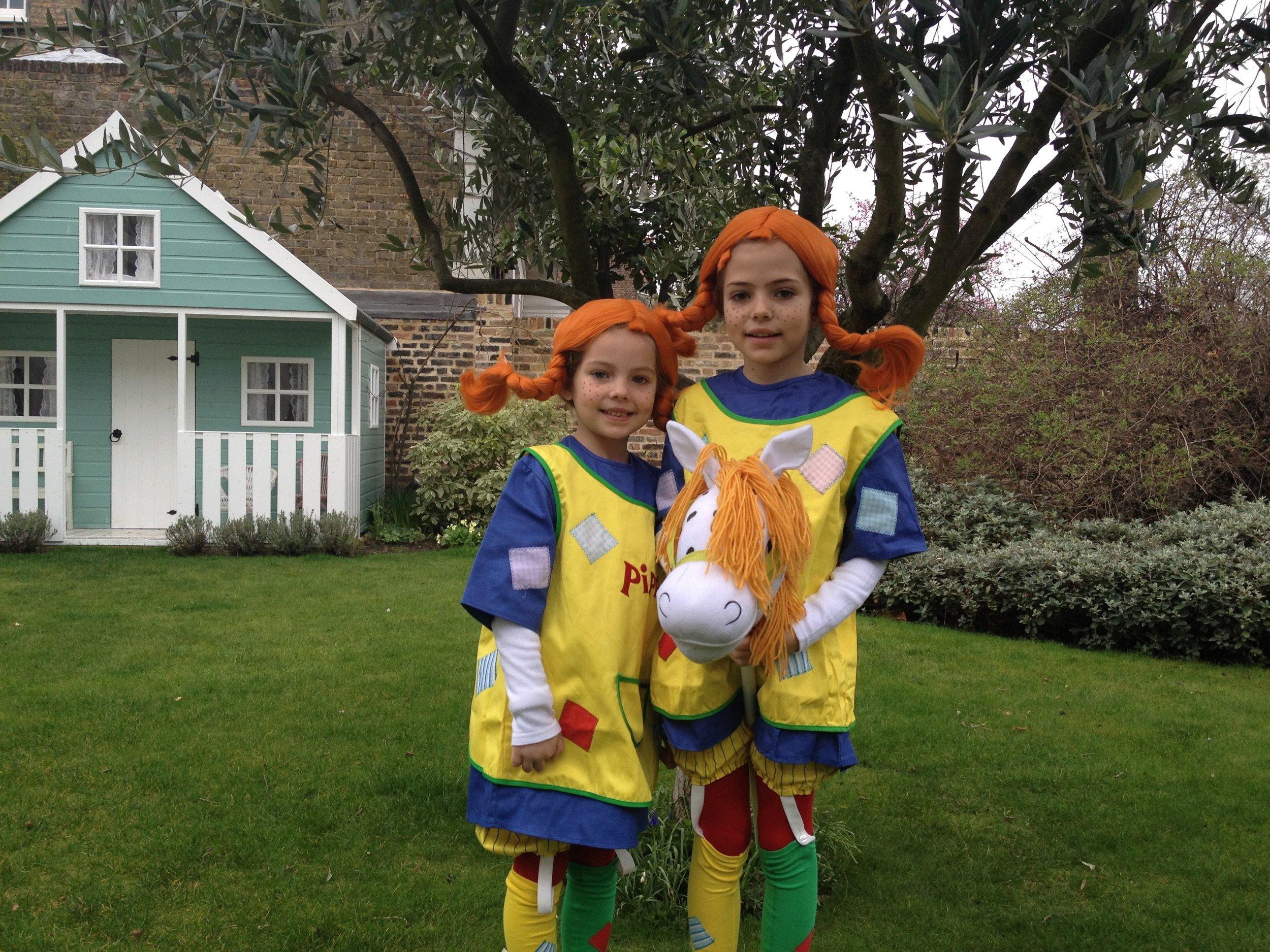 Pippi Longstockings Halloween Costume Ideas