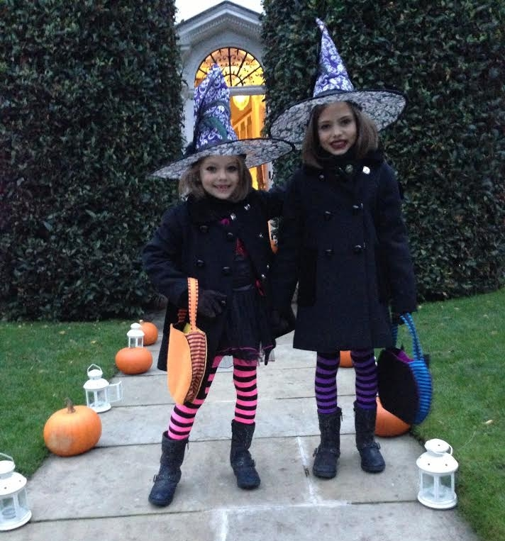 Witches Sisters Halloween Costume Idea