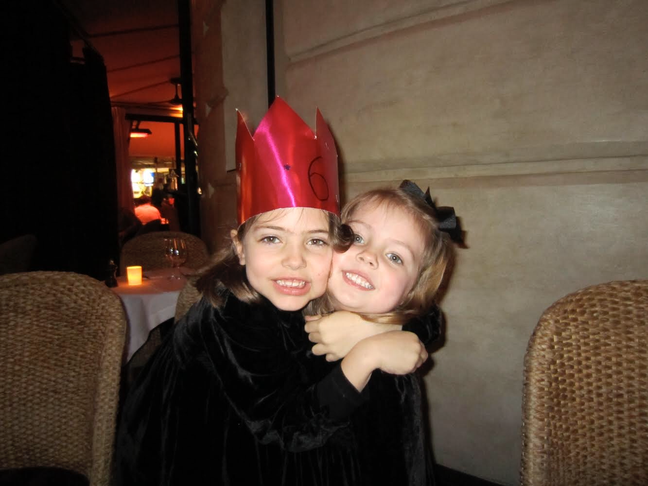 Nawal in Paris with the Infamous Pink Crown.png
