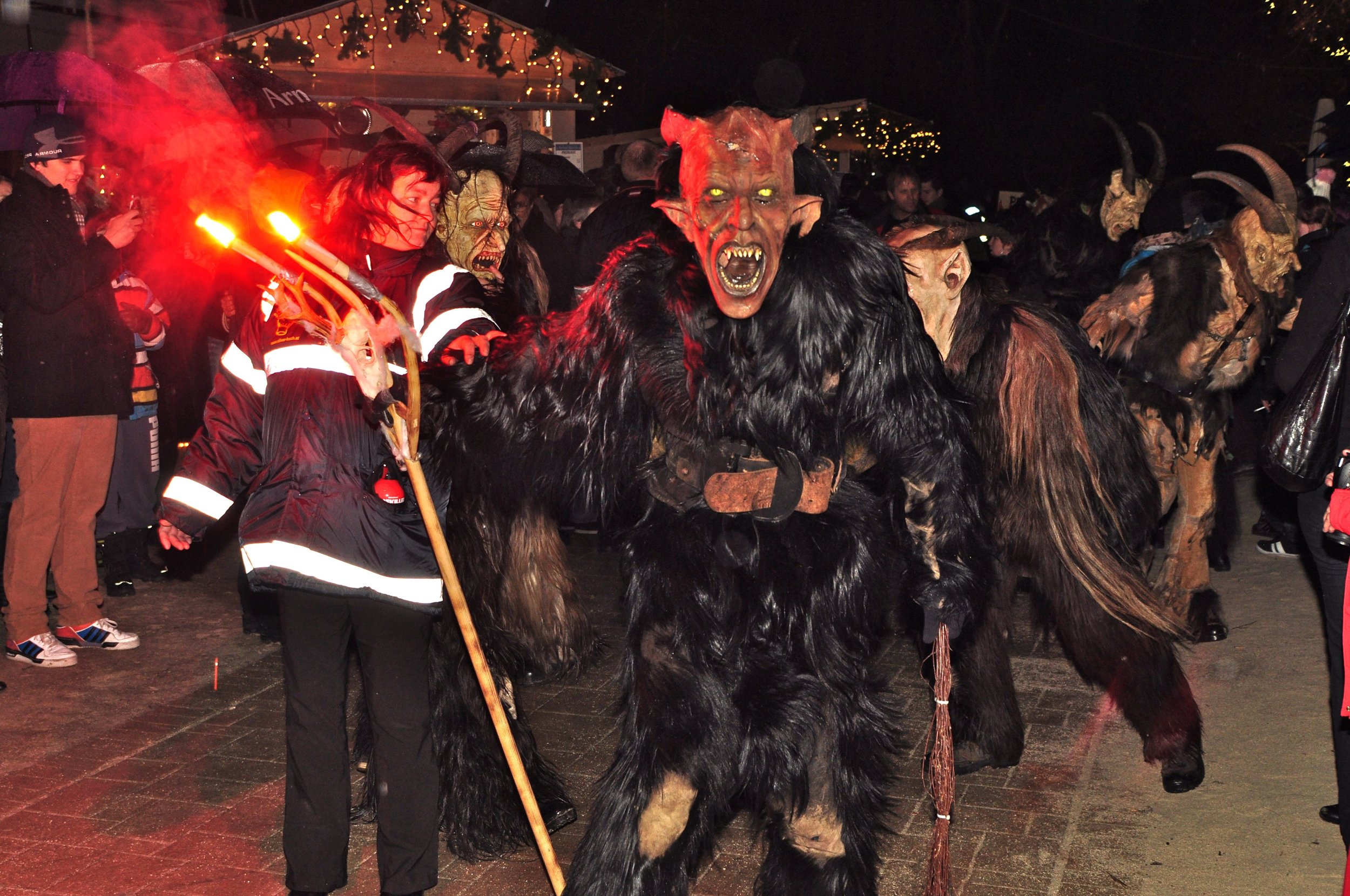 Unique Christmas Traditions You've Never Heard Of - Austria Krampus the Christmas Demon.jpg