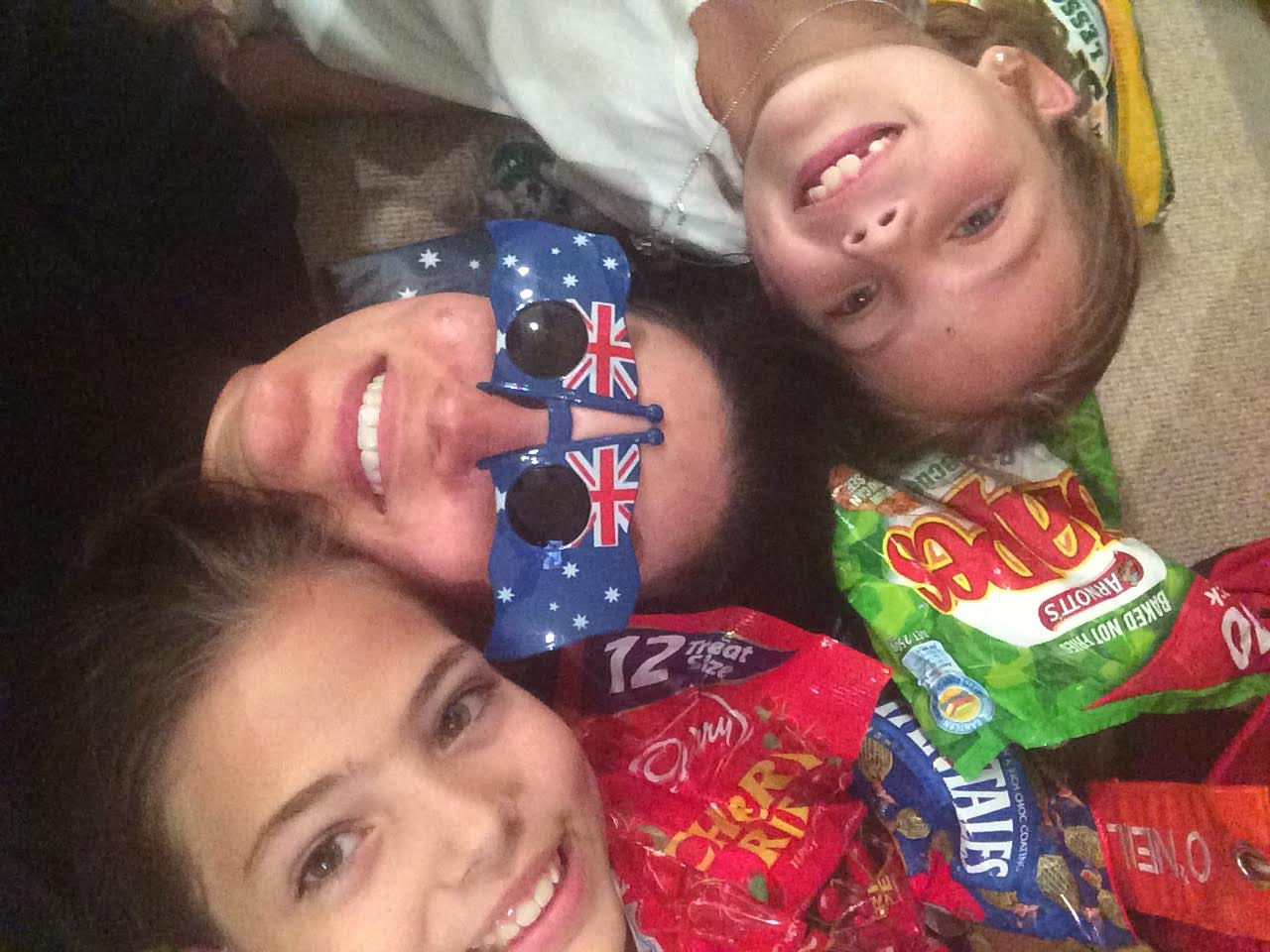 Nicole Nawal and Neve on Australia Day.jpg