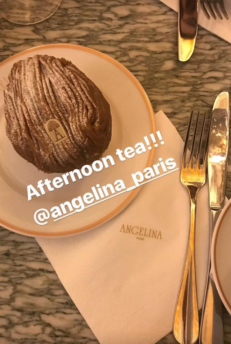 Hot Chocolate and Mount Blanc at Angelina Paris.png