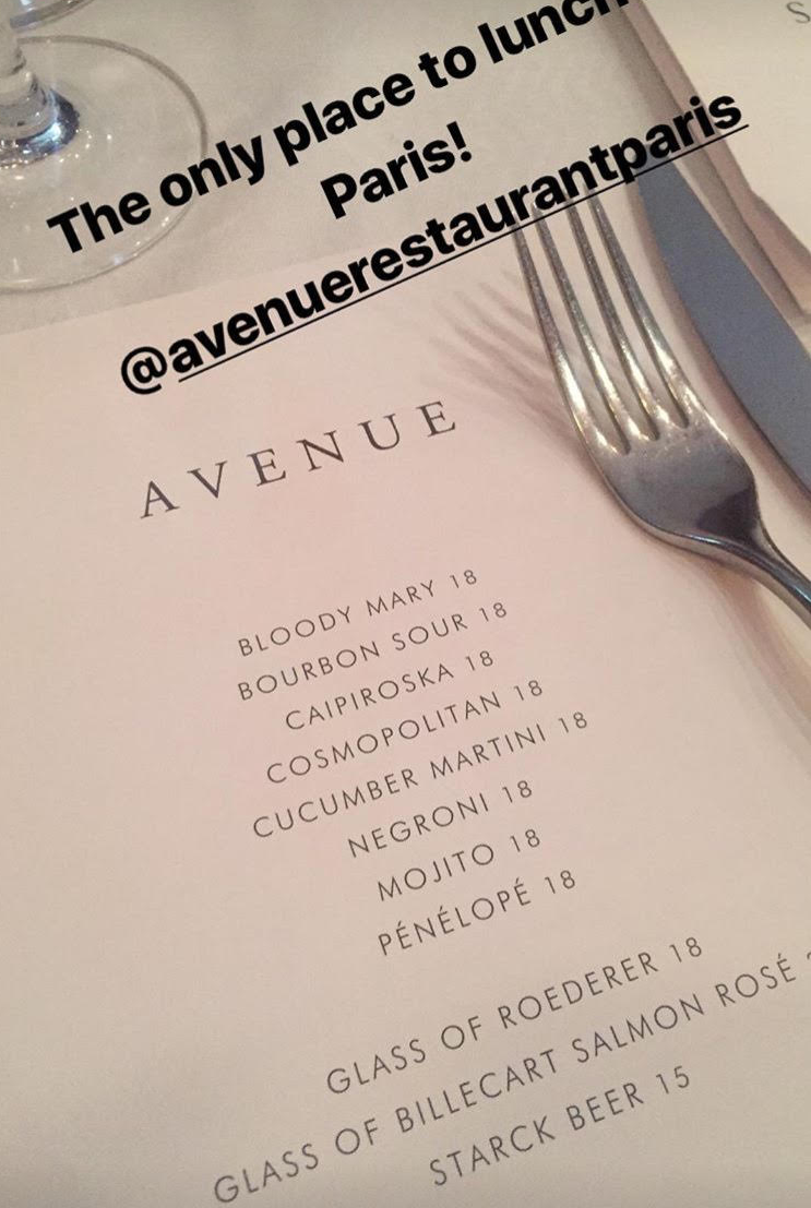 Lunch at Restaurant L'Avenue.png