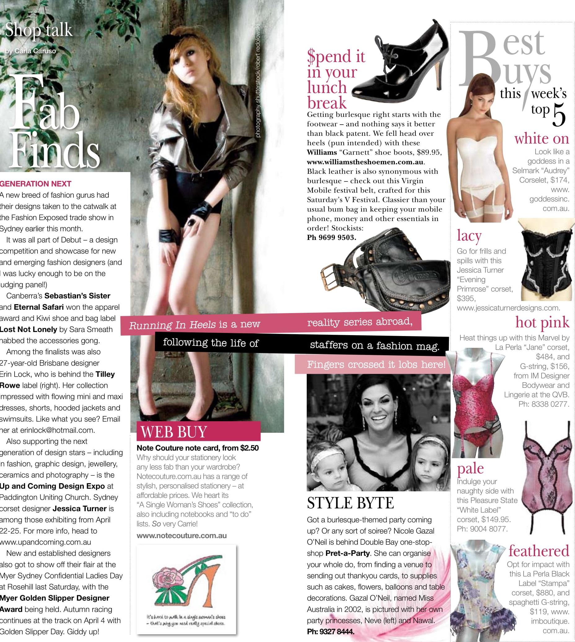 9-5 Shop Talk Magazine