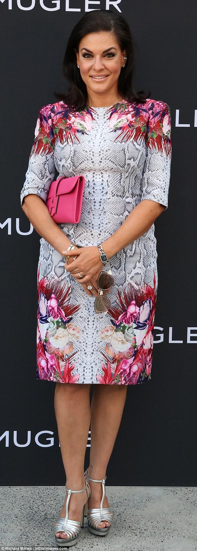 Nicole O'Neil at the Mugler Fragrance Launch.jpg