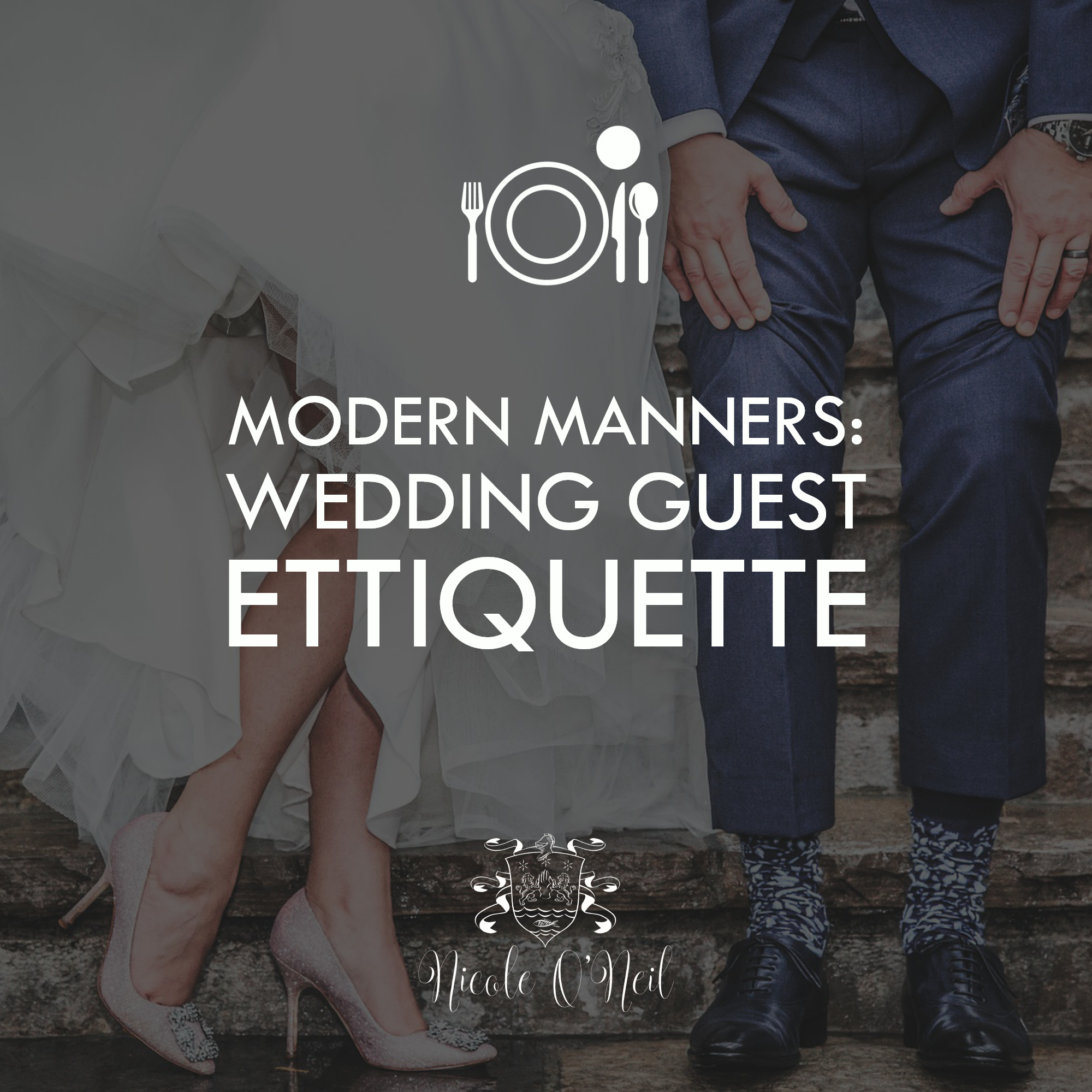 Should you go to an ex's wedding? Can you invite a plus one? Do you have to attend the entire wedding day? Can you share photos from a wedding on social media? Do you need to buy a gift from the wedding registry? Get the answers to all of your questions and get the rundown on Modern Day 21st Century Wedding Etiquette.