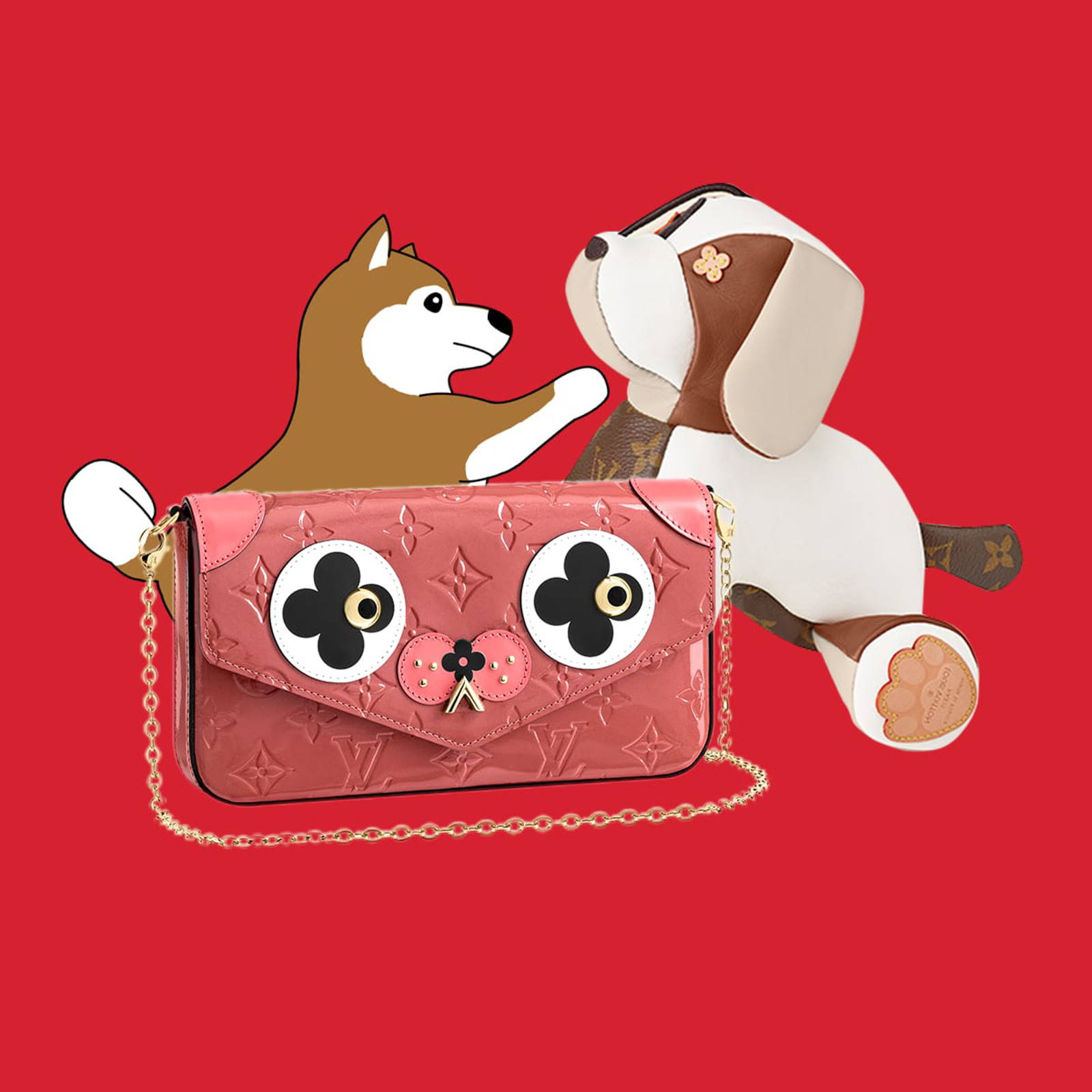 Louis Vuitton Chinese New Year of the Dog Collection.jpg