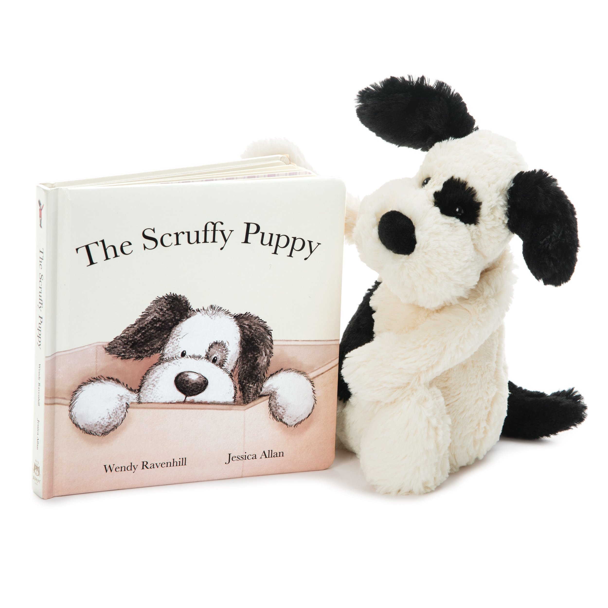 Gift Ideas for a Royal Baby - Jellycat Scruffy Puppy.jpg