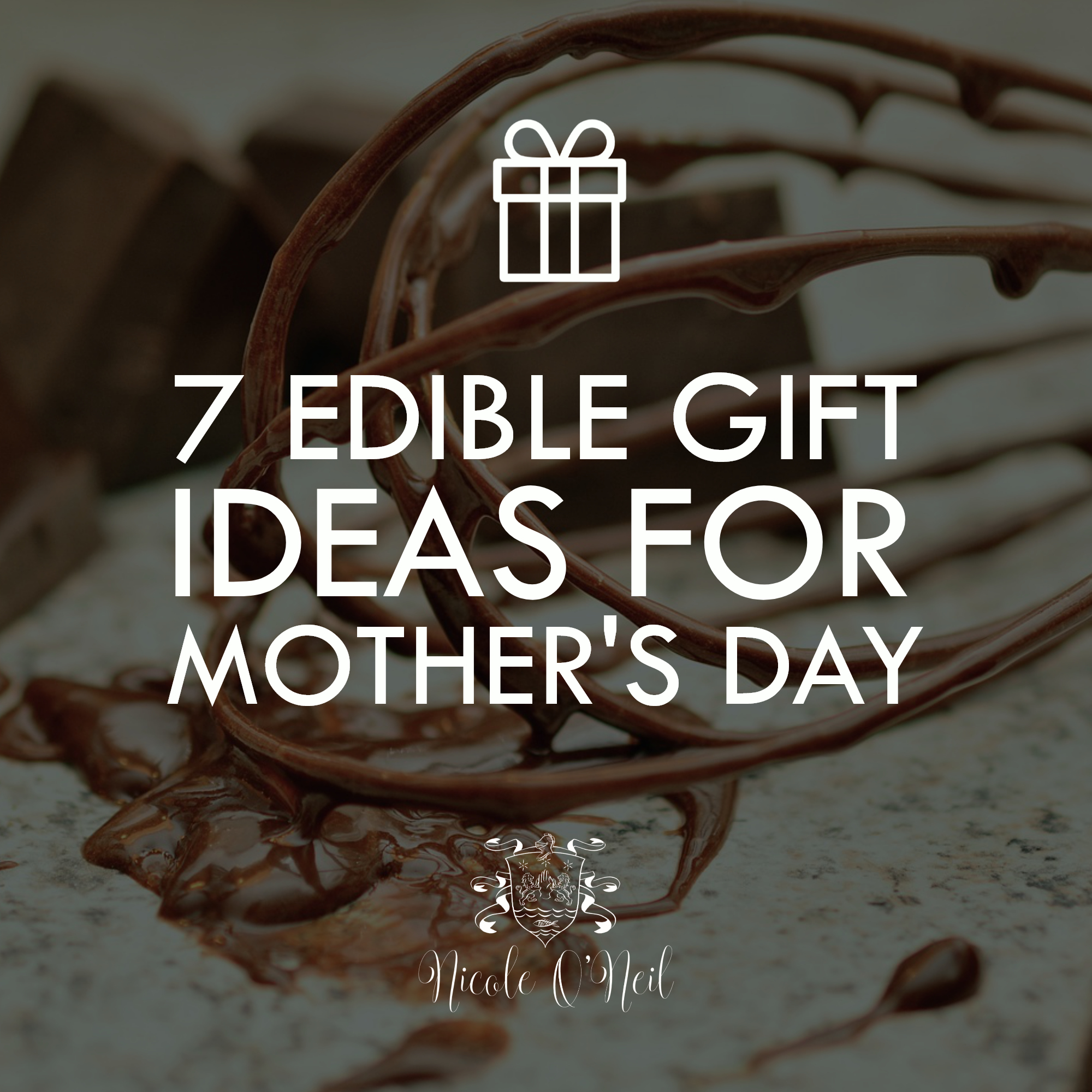 Looking for the perfect gift for the Mum who has everything - or the Mum who doesn't want anything at all? These 7 Edible Gift Ideas are perfect for every Mum - and delicious too!