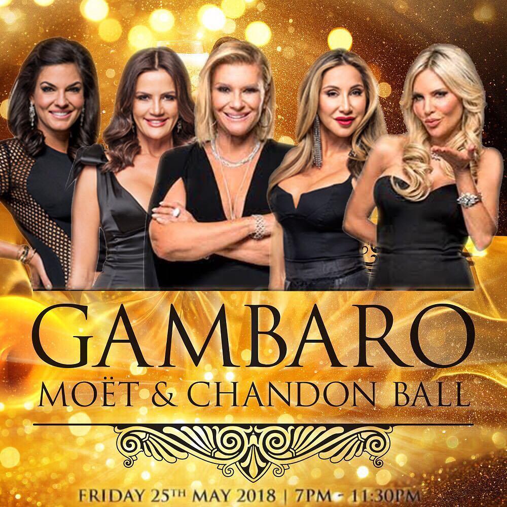 Gambaro Moet and Chandon Ball