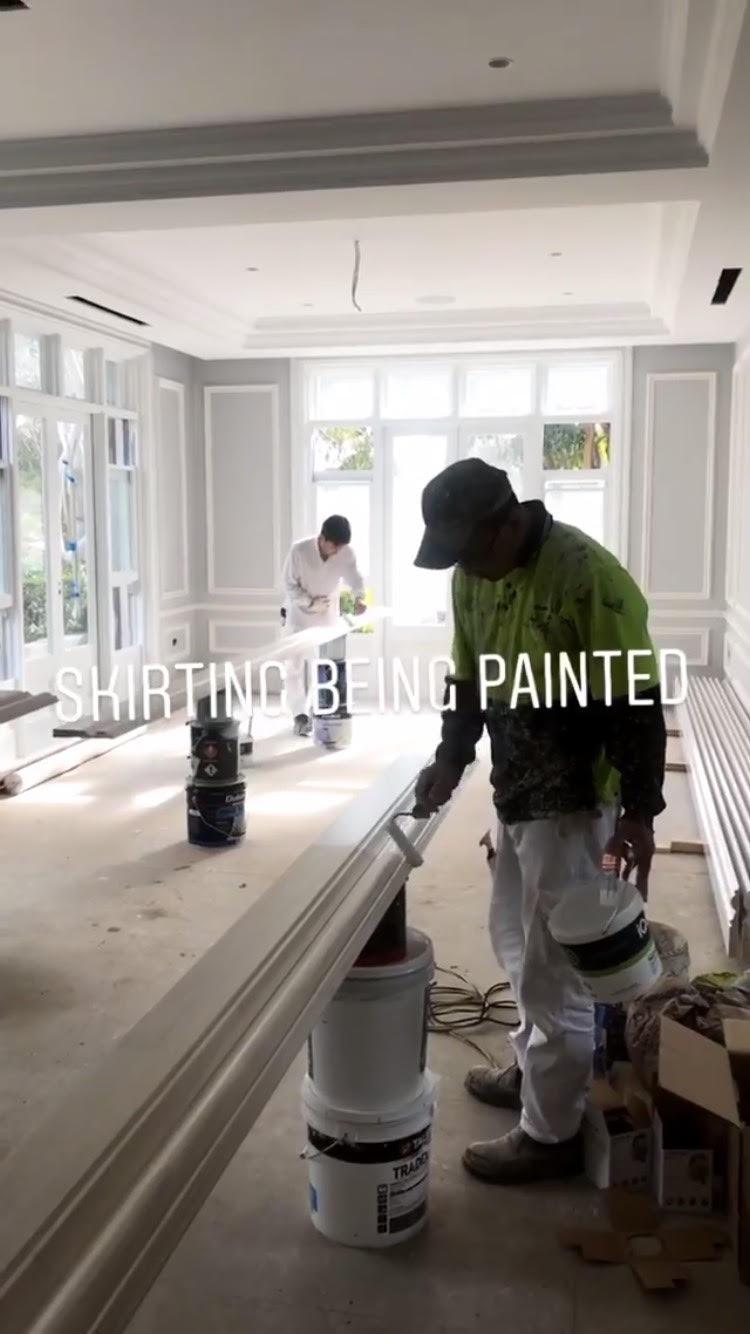 Skirting Being Painted.jpg