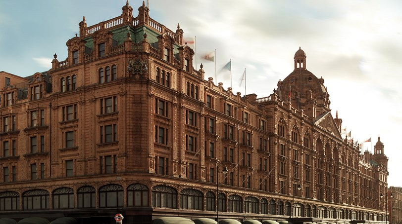 The Best Places to Shop in London - Harrods on Brompton Road