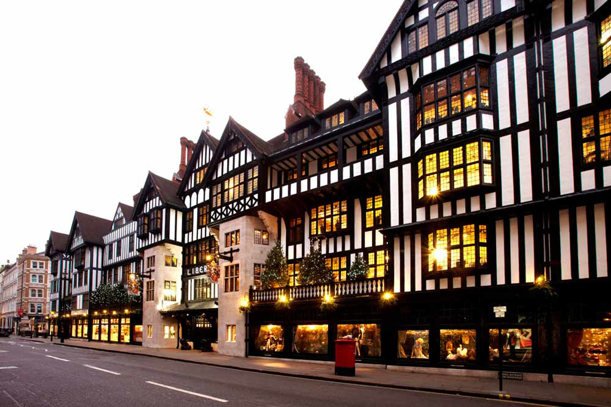 The Best Places to Shop in London - Liberty London
