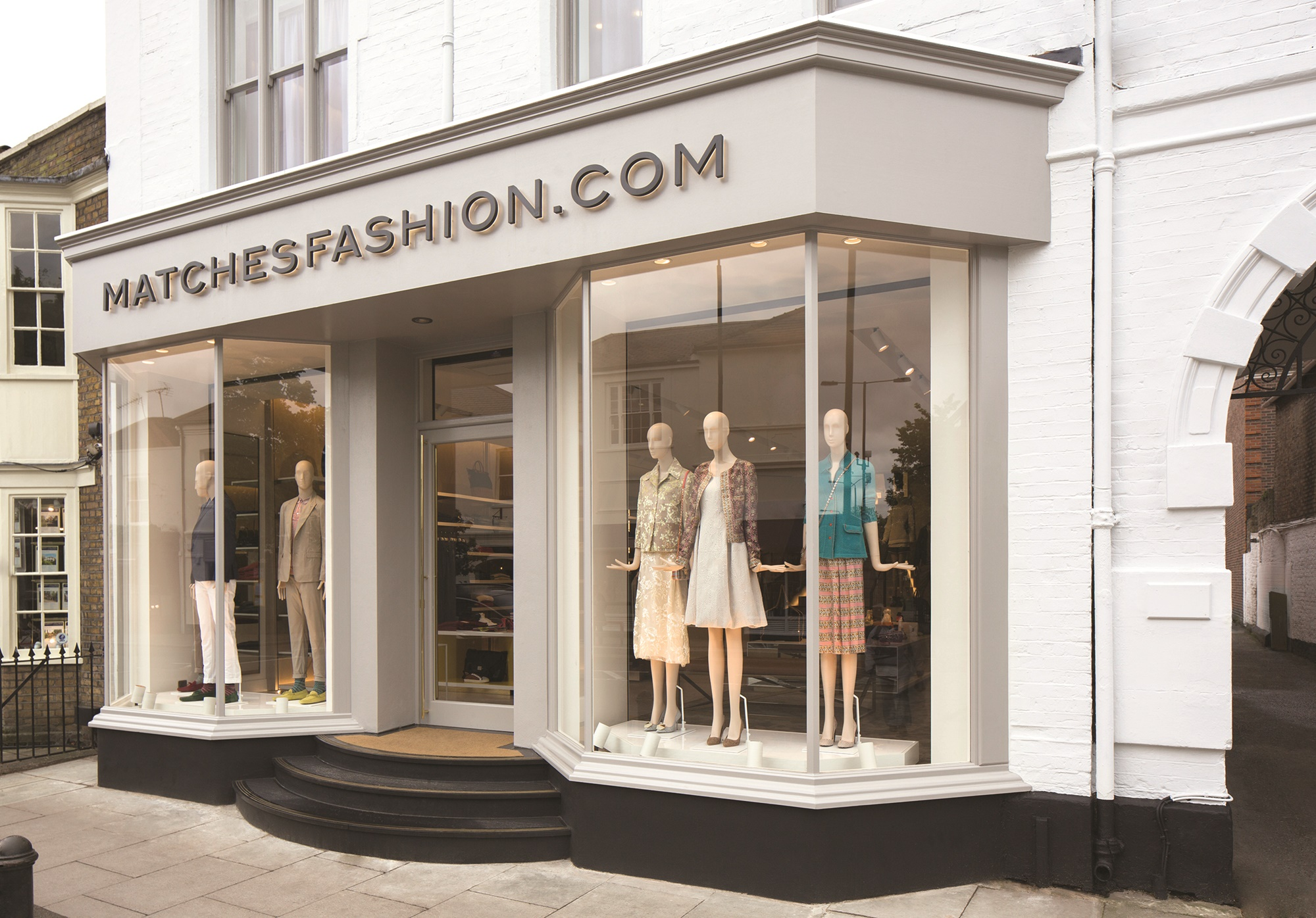 The Best Places to Shop in London - Matches Fashion