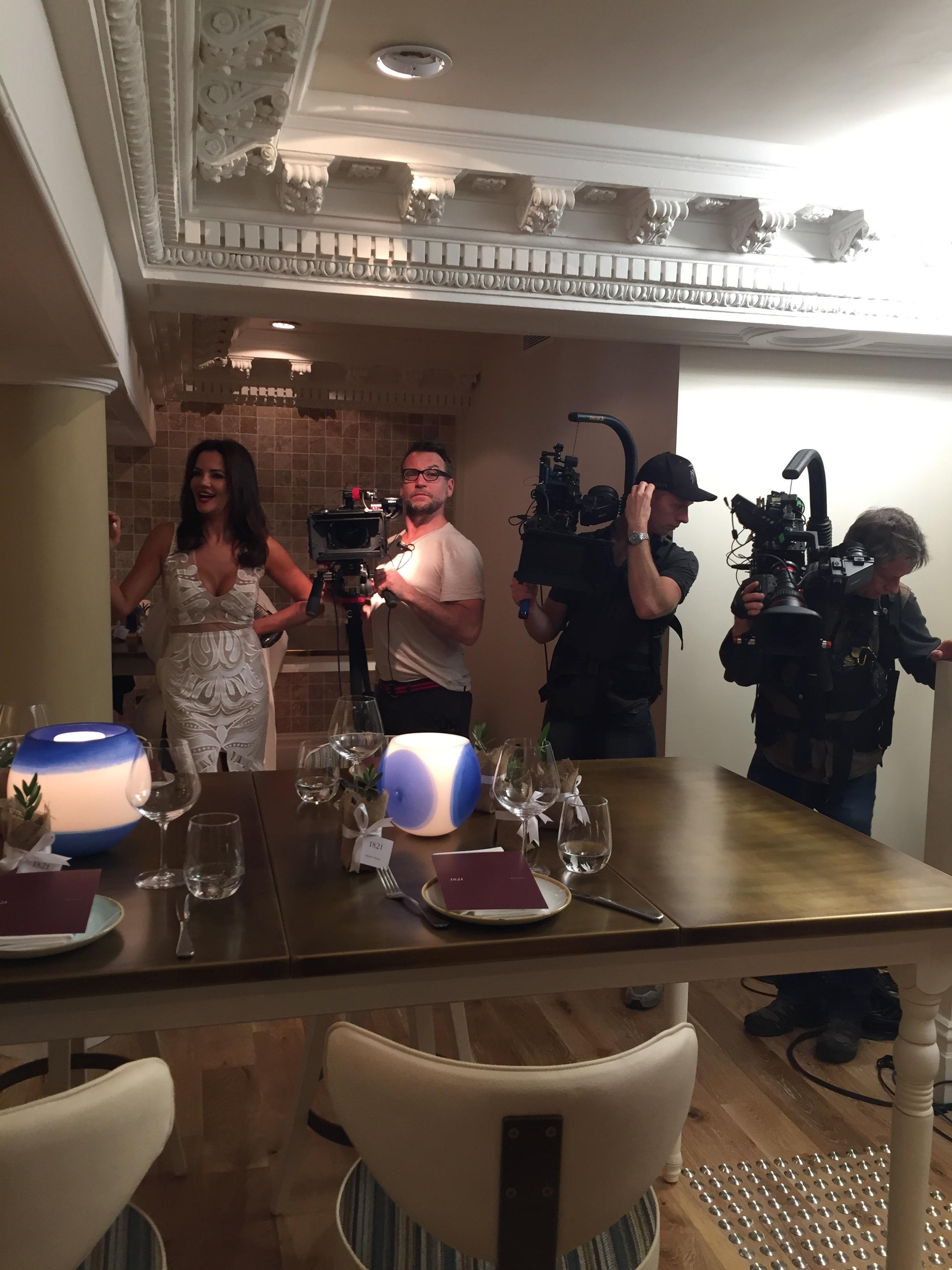 Behind the Scenes of The Real Housewives of Sydney - Filming Episode Three