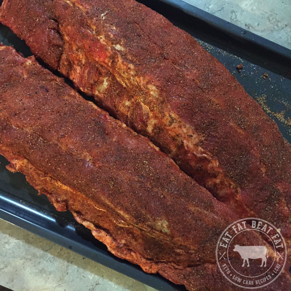 Smoked Ribs - Keto Diet Recipes