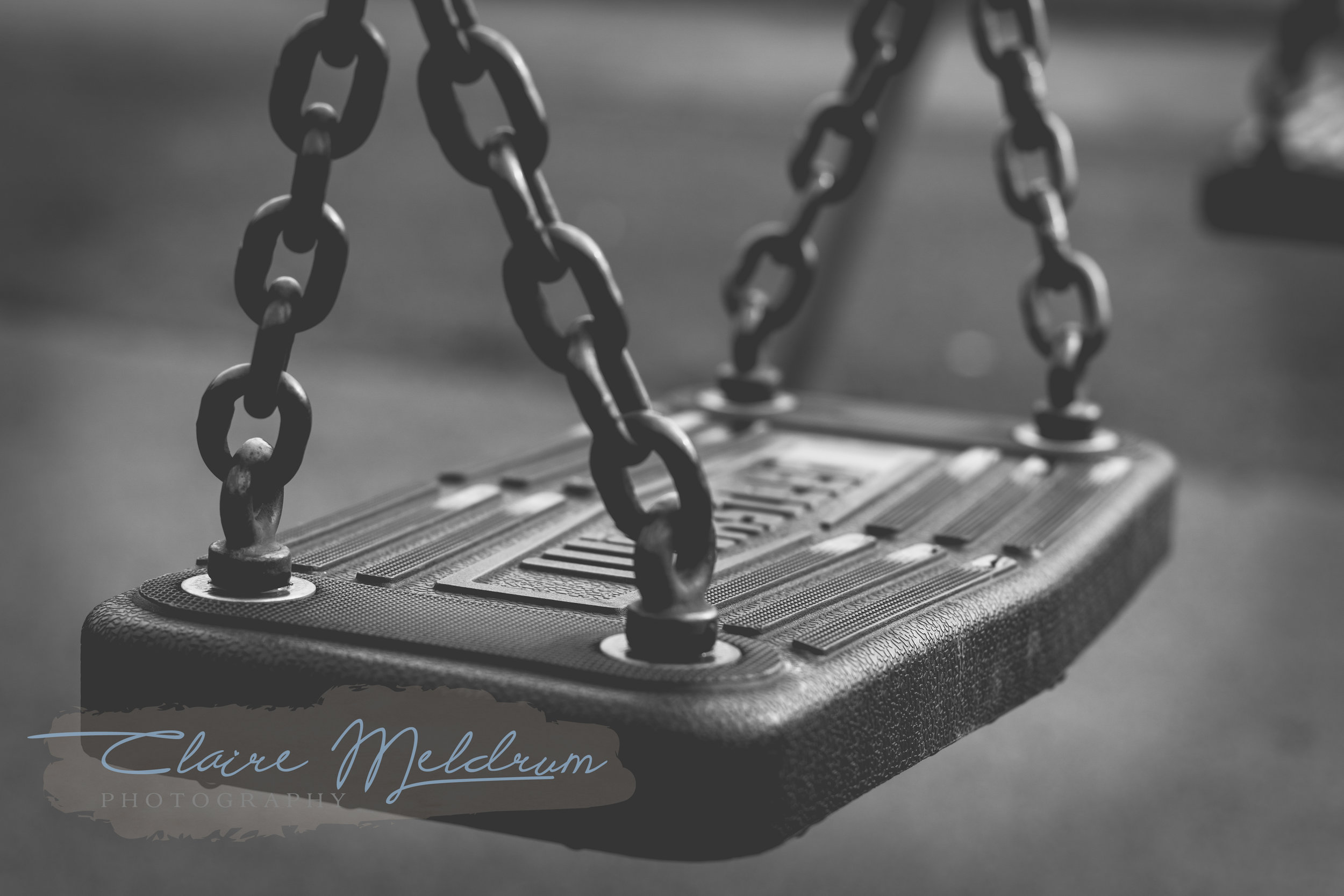 Swing seat Claire Meldrum Photography