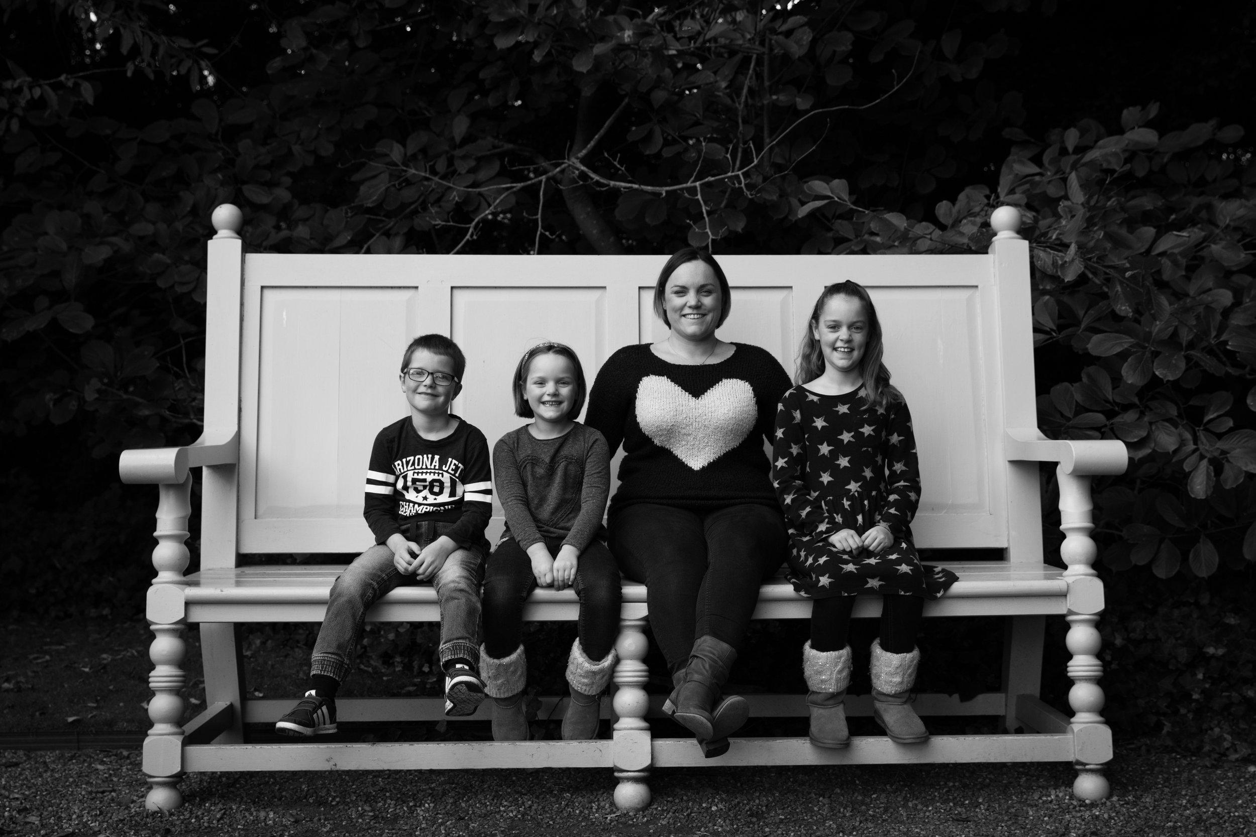 Sudbury Hall benches