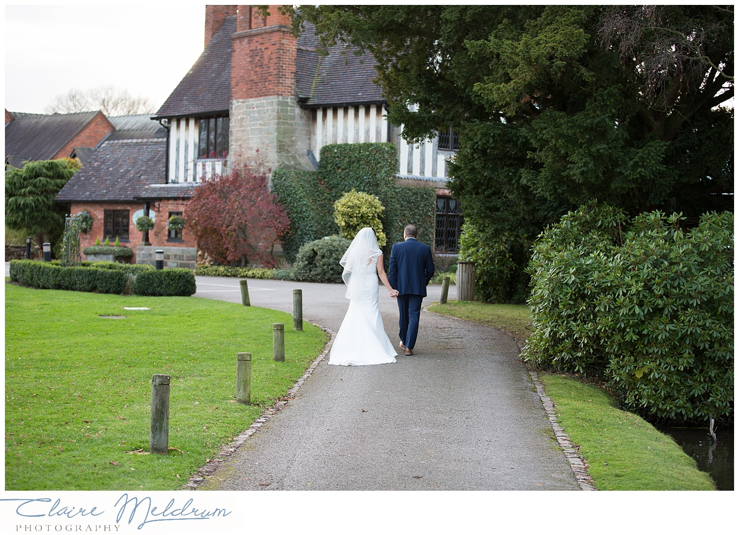 The Moat House Acton Trussell, Claire Meldrum Photography