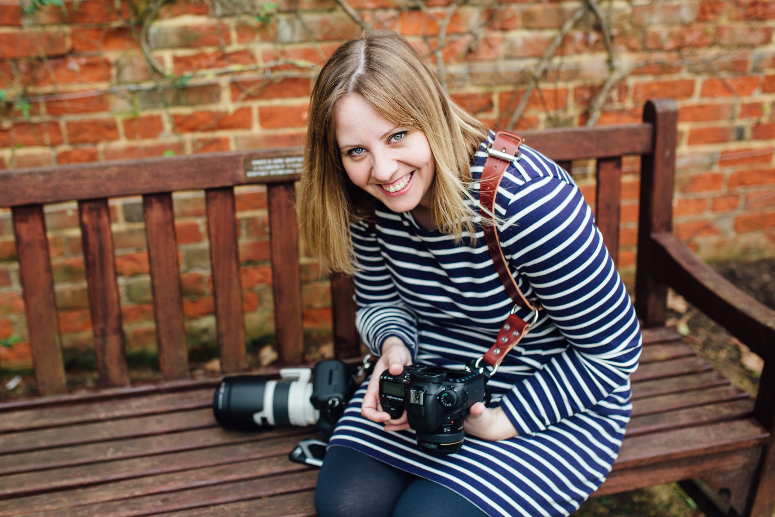 Me - your photographer Claire.Eater of crisps and lover of Yorkshire Tea. x