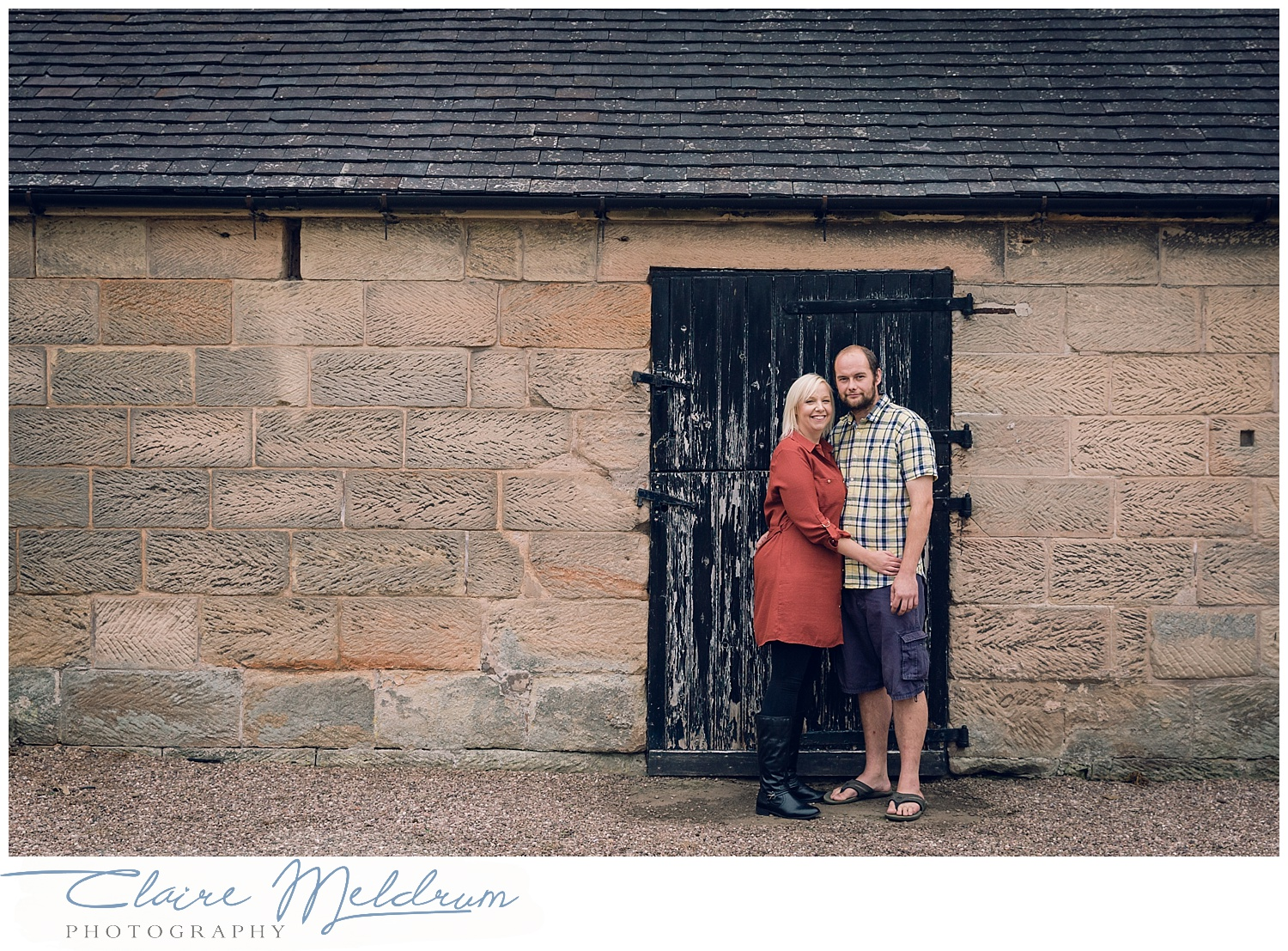 Staffordshire Wedding Photographer. Natural, candid images. Claire Meldrum Photography.