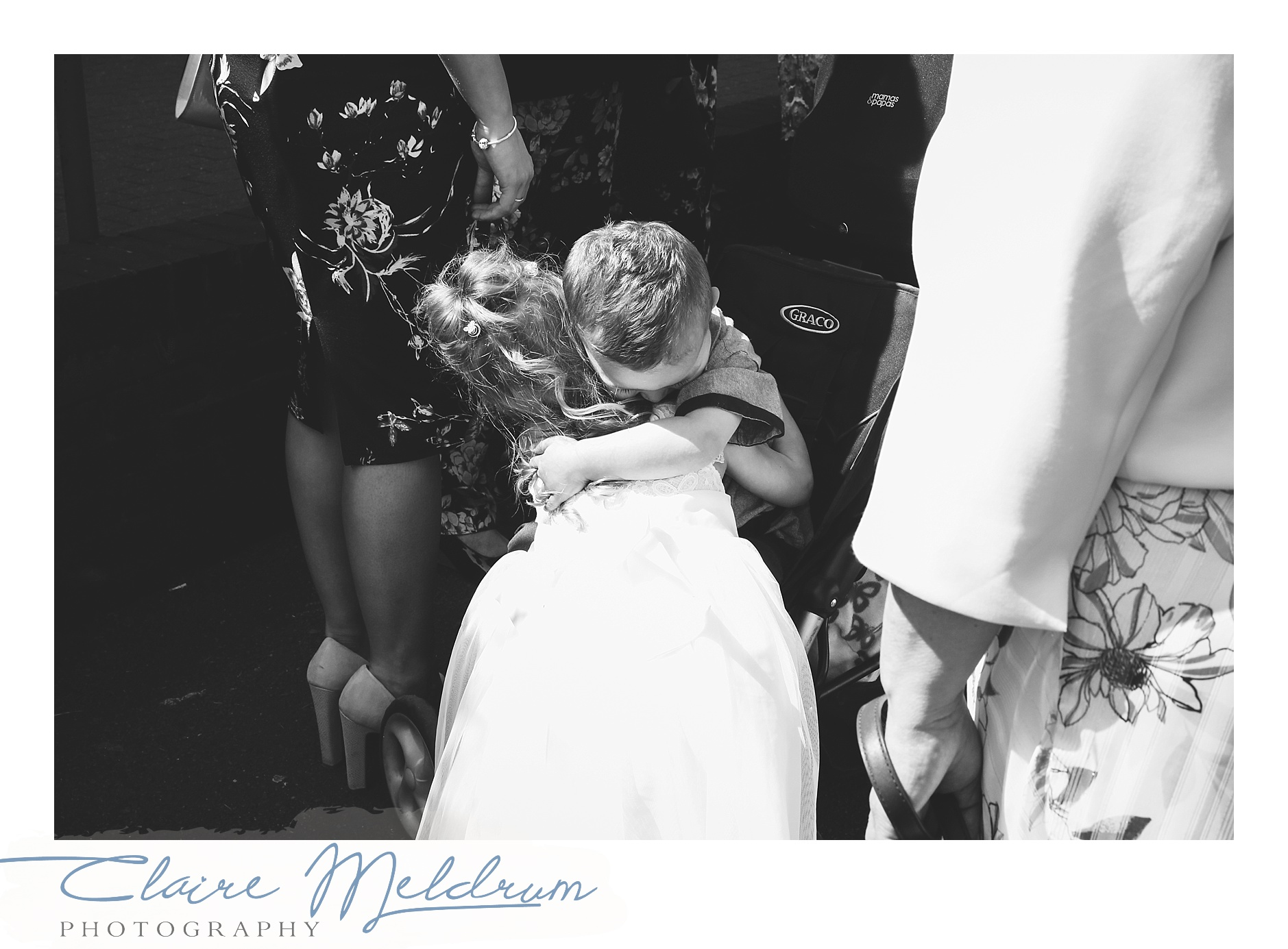 Relaxed wedding photography Claire Meldrum Photography