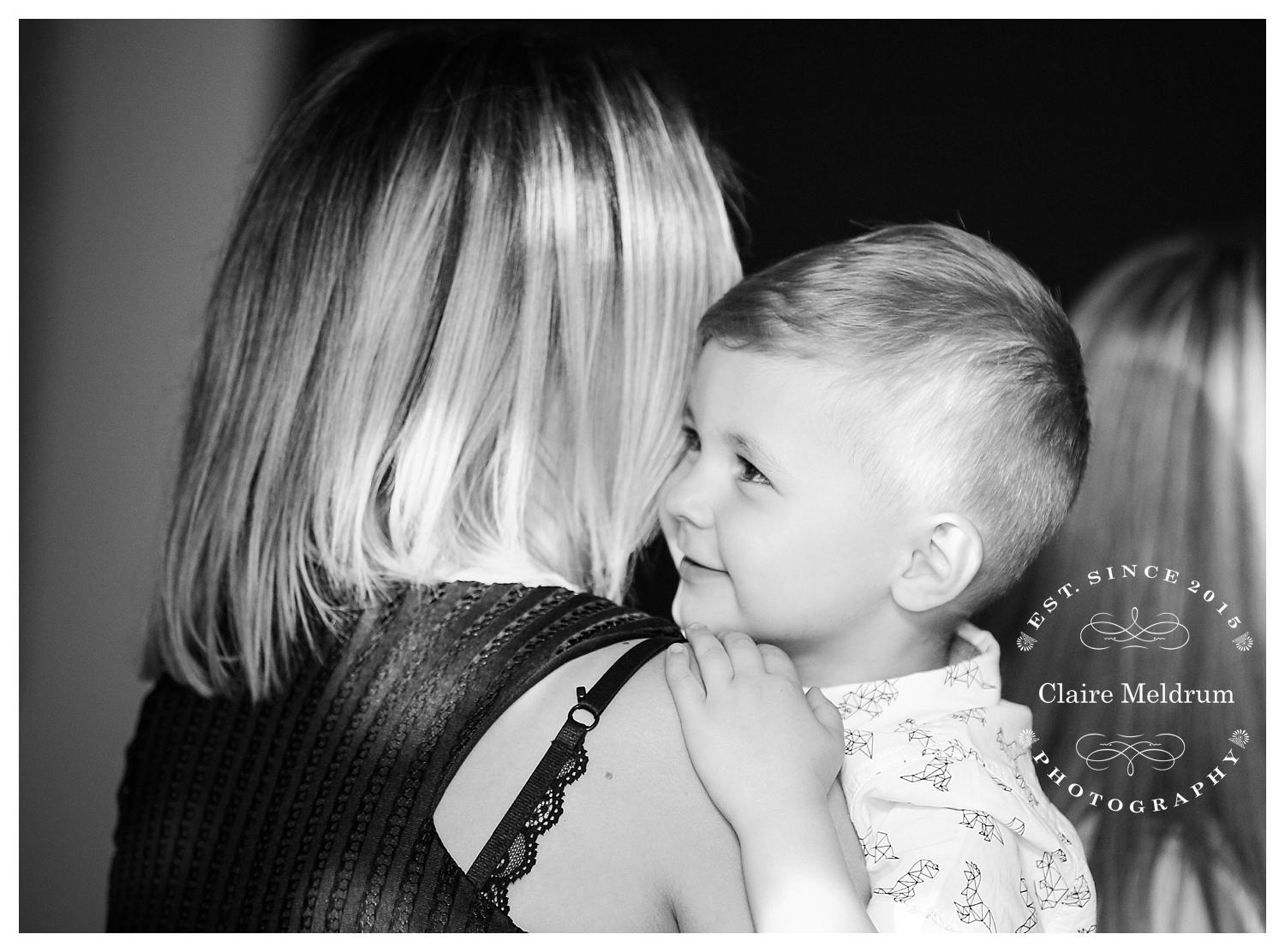 Mum and son, relaxed event photography Bradley House Club Uttoxeter. Claire Meldrum Photography