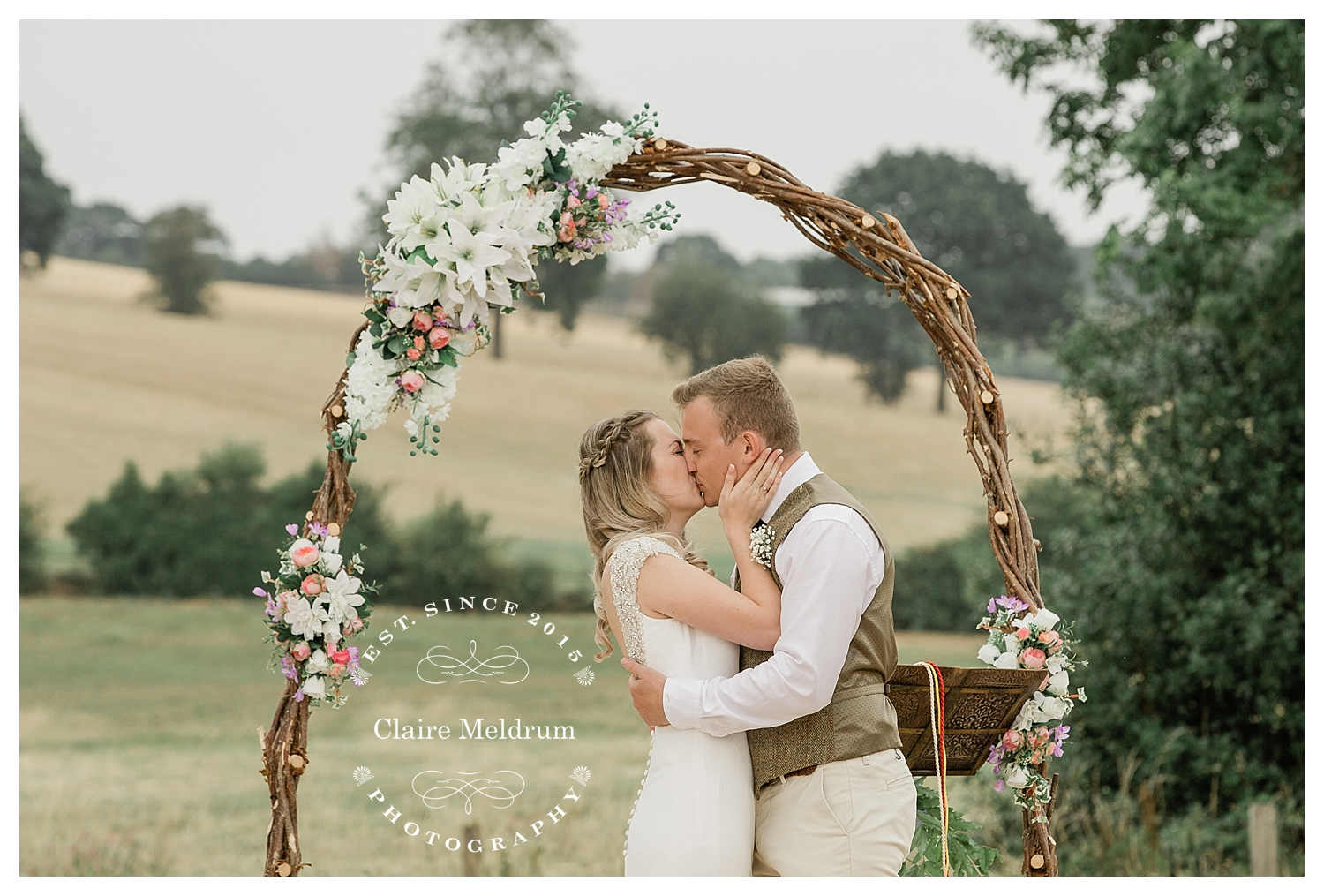 Tipi wedding Staffordshire, Peak Tipis, Claire Meldrum Photography, Relaxed Photographer,
