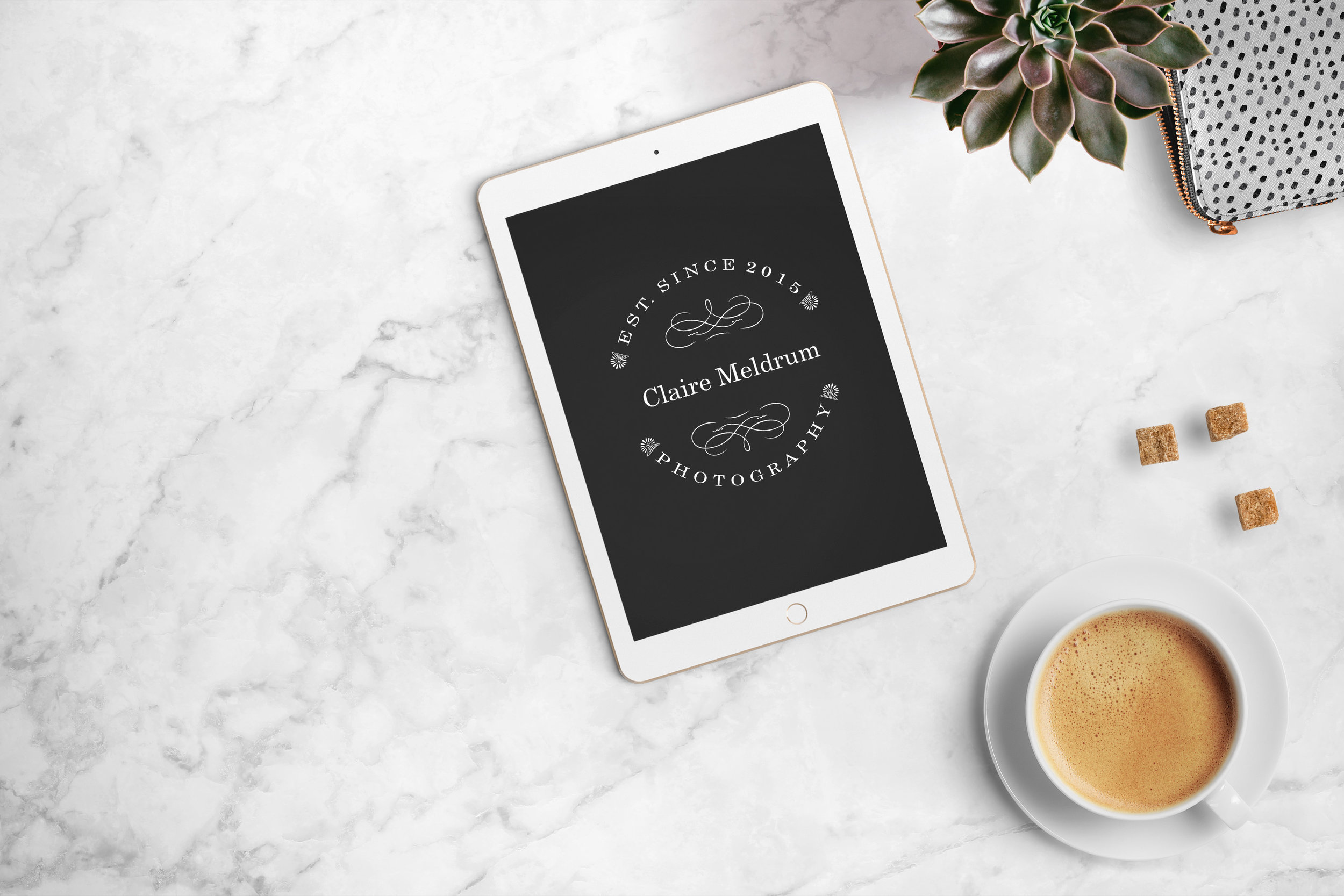 Gallery landing page Claire Meldrum Photography
