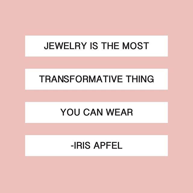 Wise words of Iris