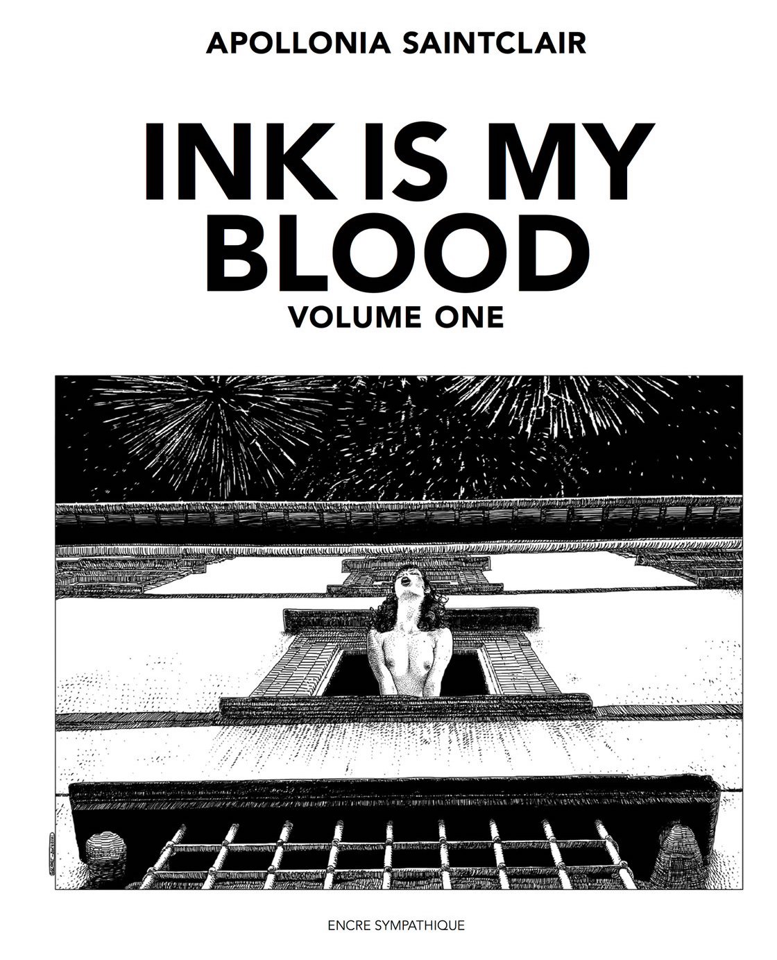 Ink Is My Blood Vol I : ÉPUISE !!