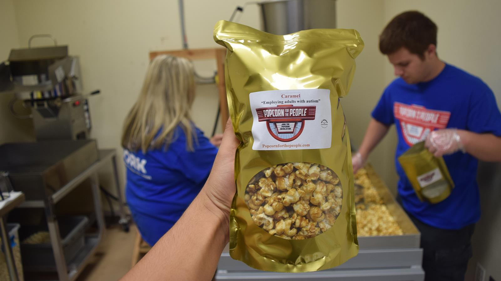 Popcorn for the People - East Brunswick, NJ