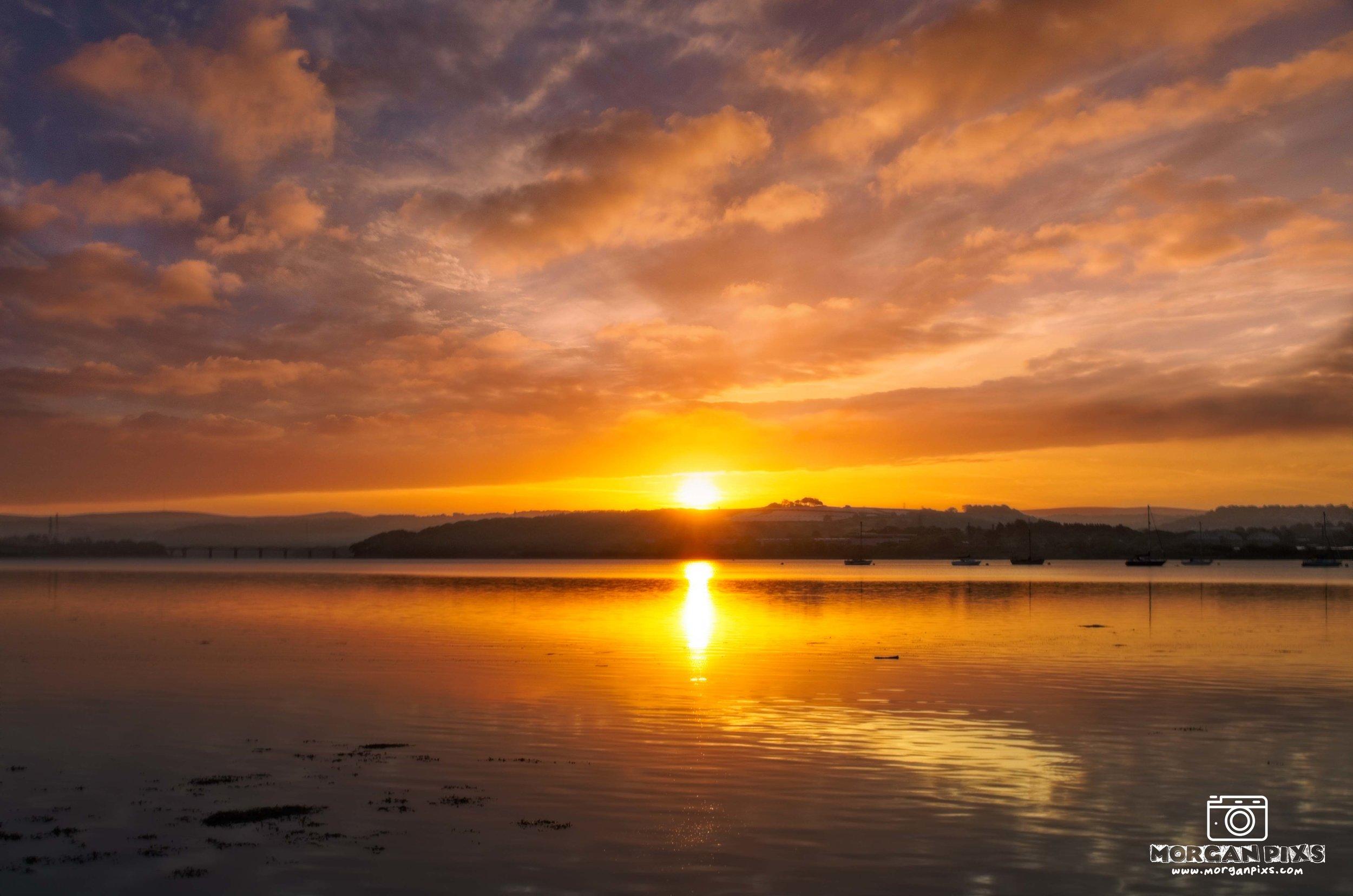 Cornish Sunrise