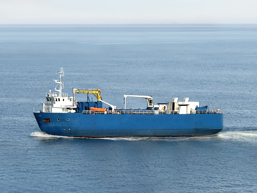 The Mali Rose will take over from the Gry Maritha later on this year.