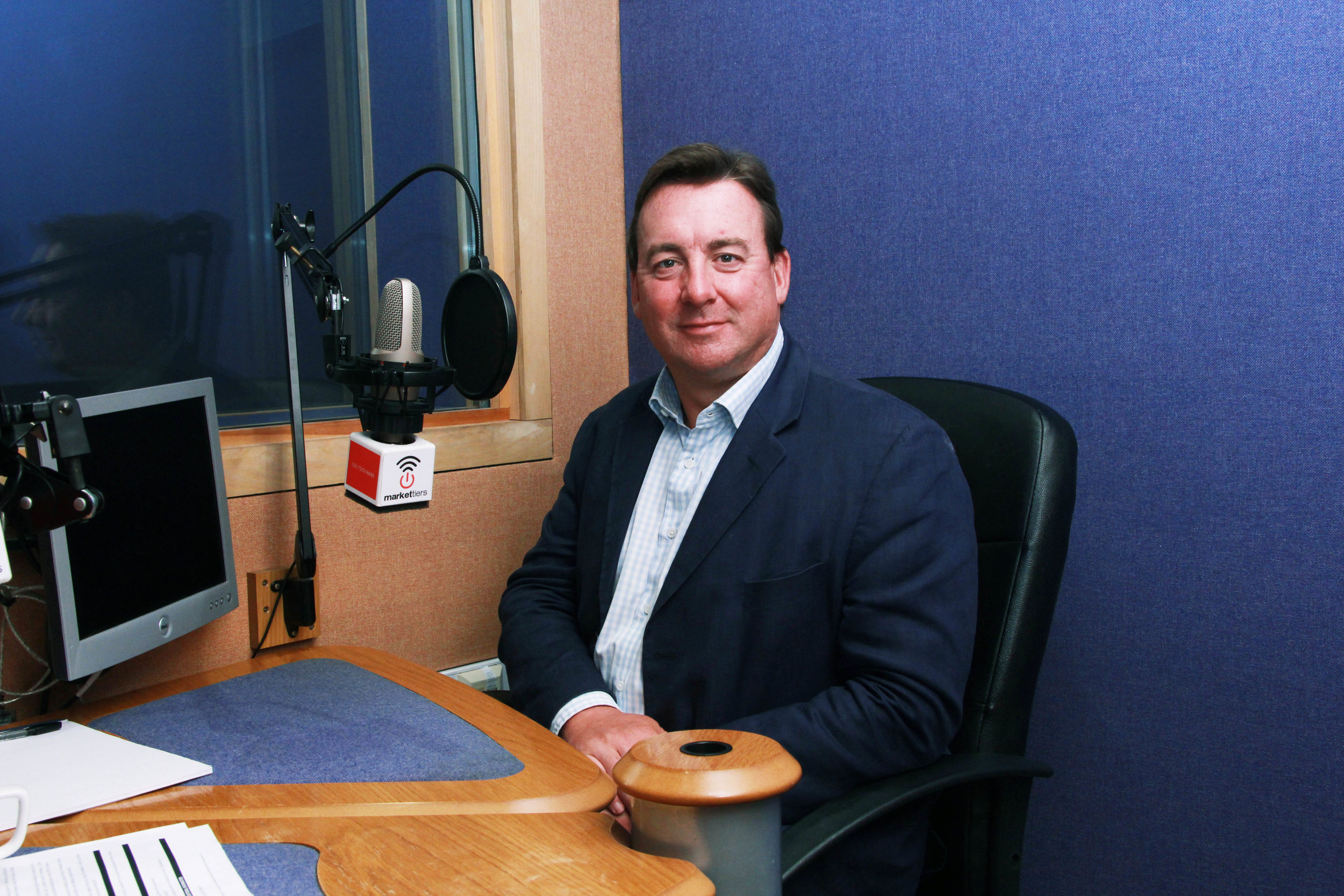 Avanti Chief Executive David Williams joined Will on the phone from London to announce this exciting initiative this week.