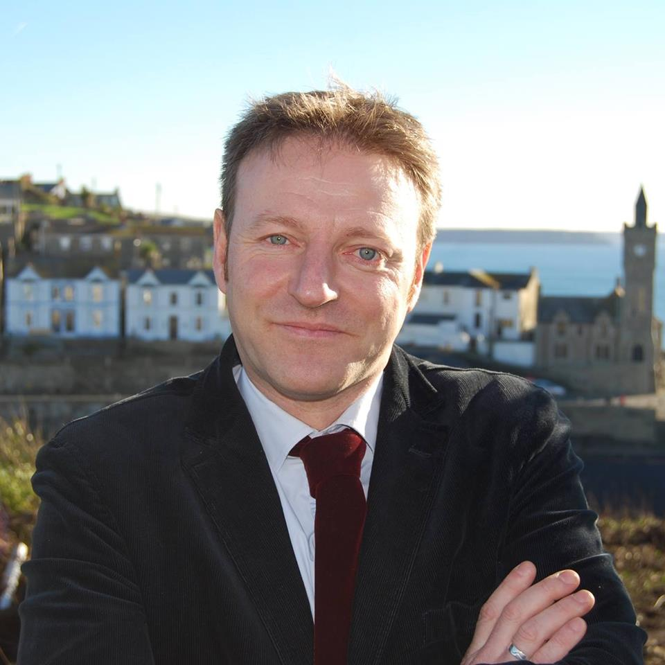 MP Derek Thomas is hoping to be back in Scilly and visit the off Islands and hold further surgeries in September.